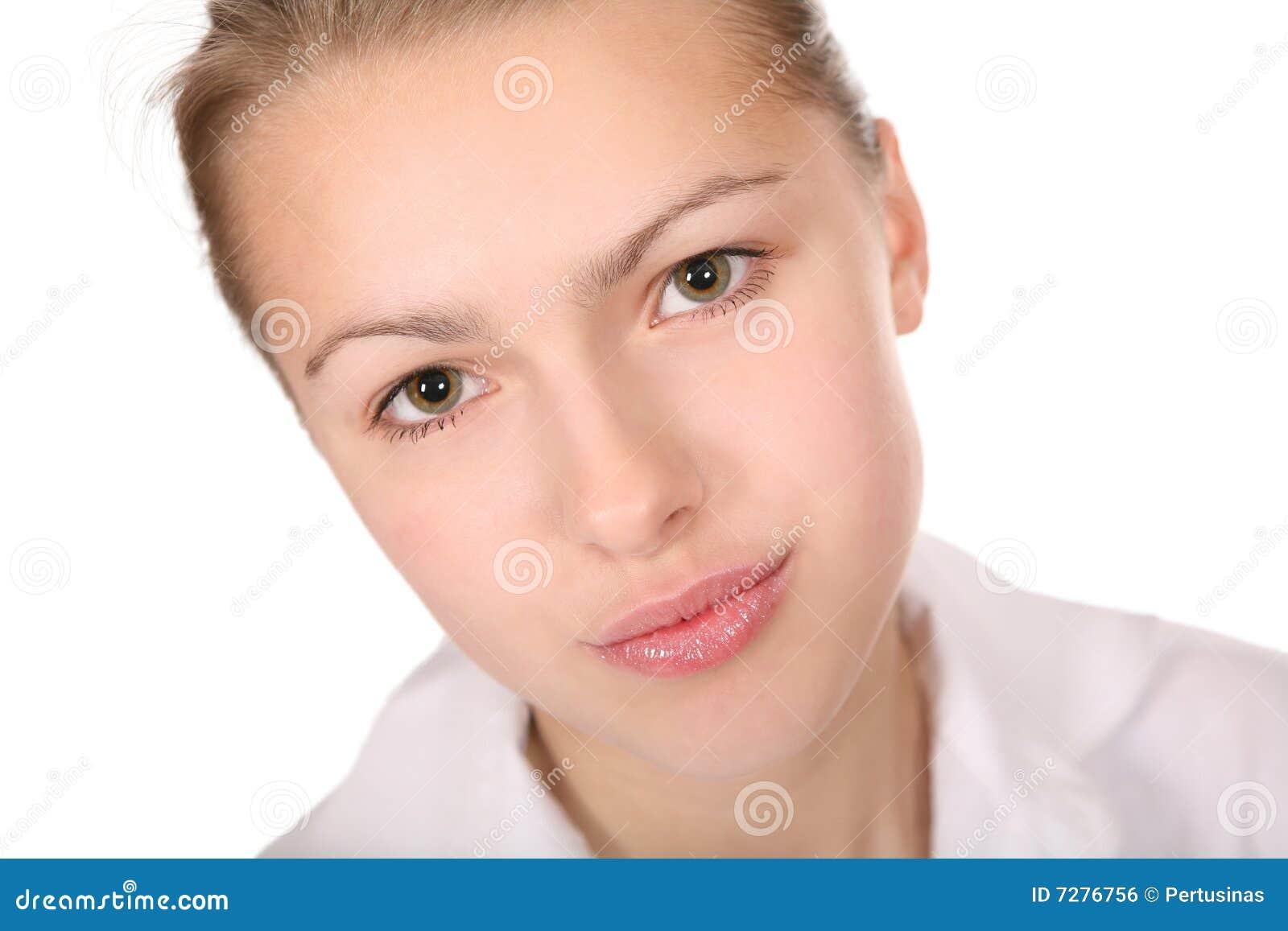 Retrato de la mujer