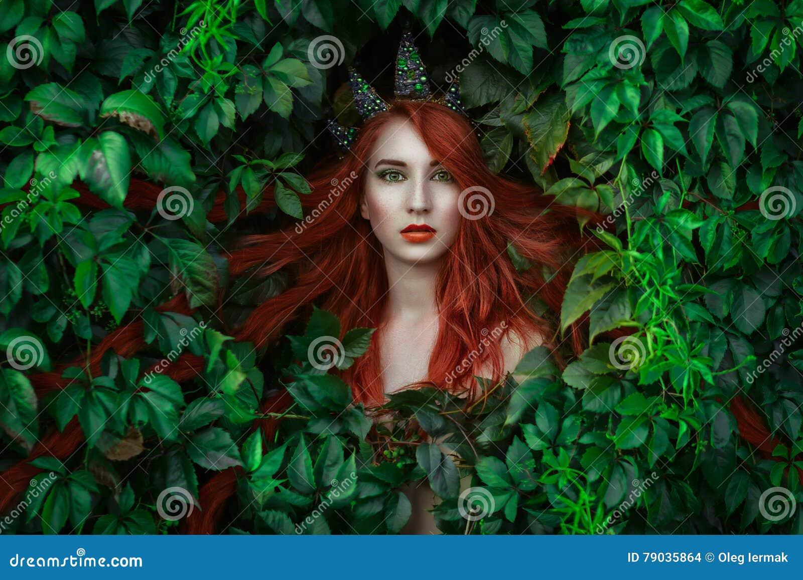Retrato de la princesa del duende