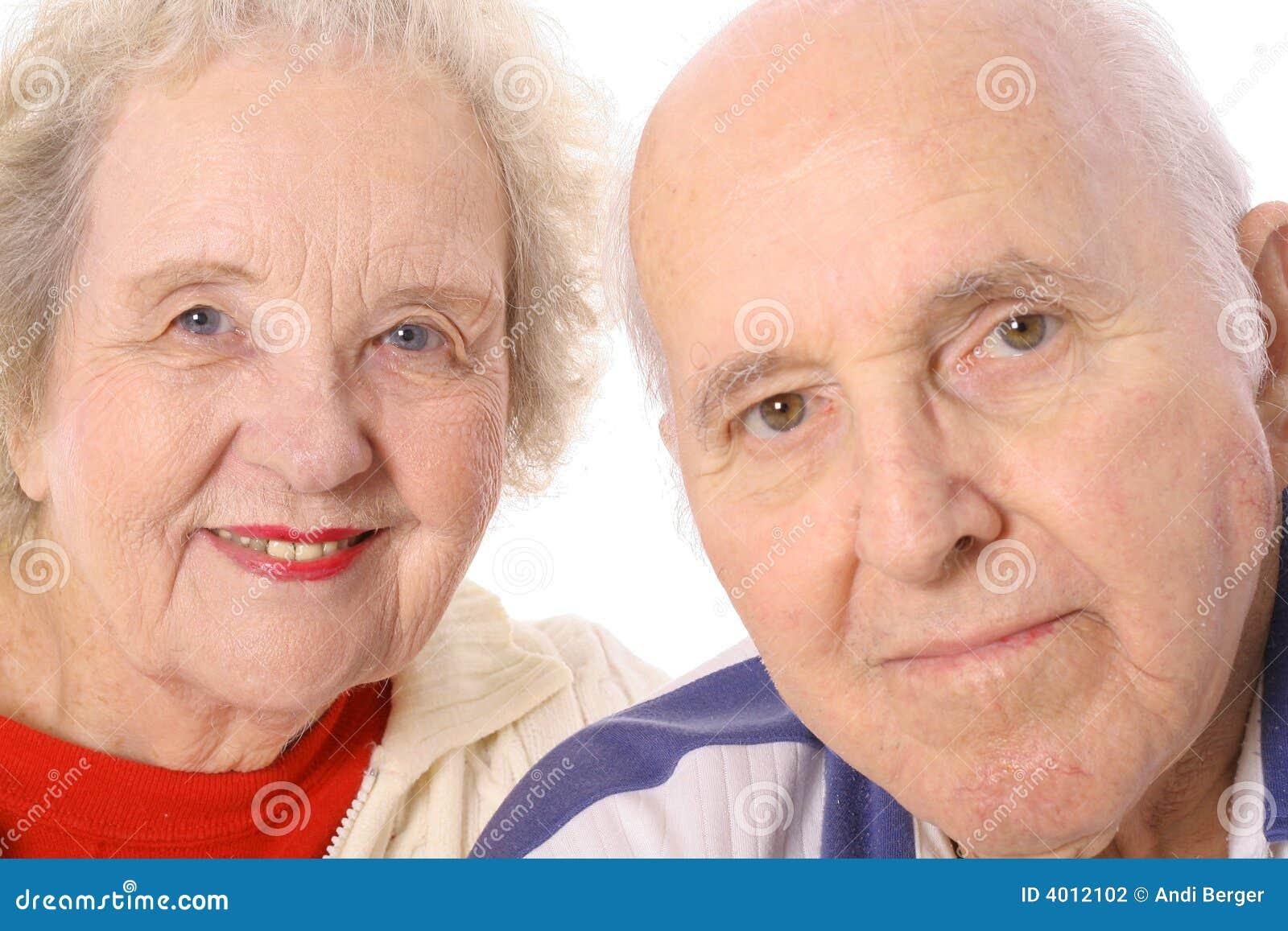 Retrato de los mayores