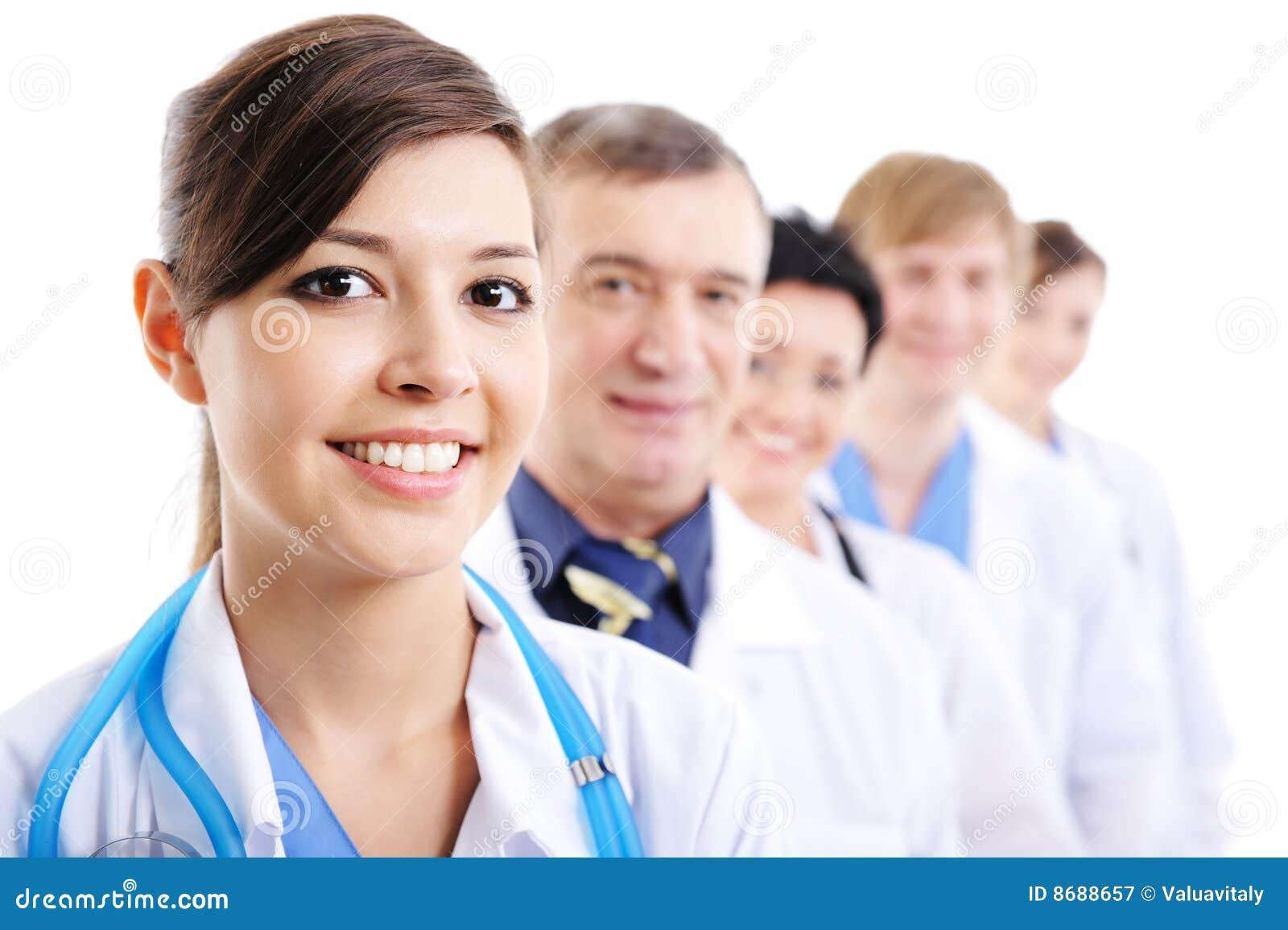 Retrato de rir as faces do doutor alegre