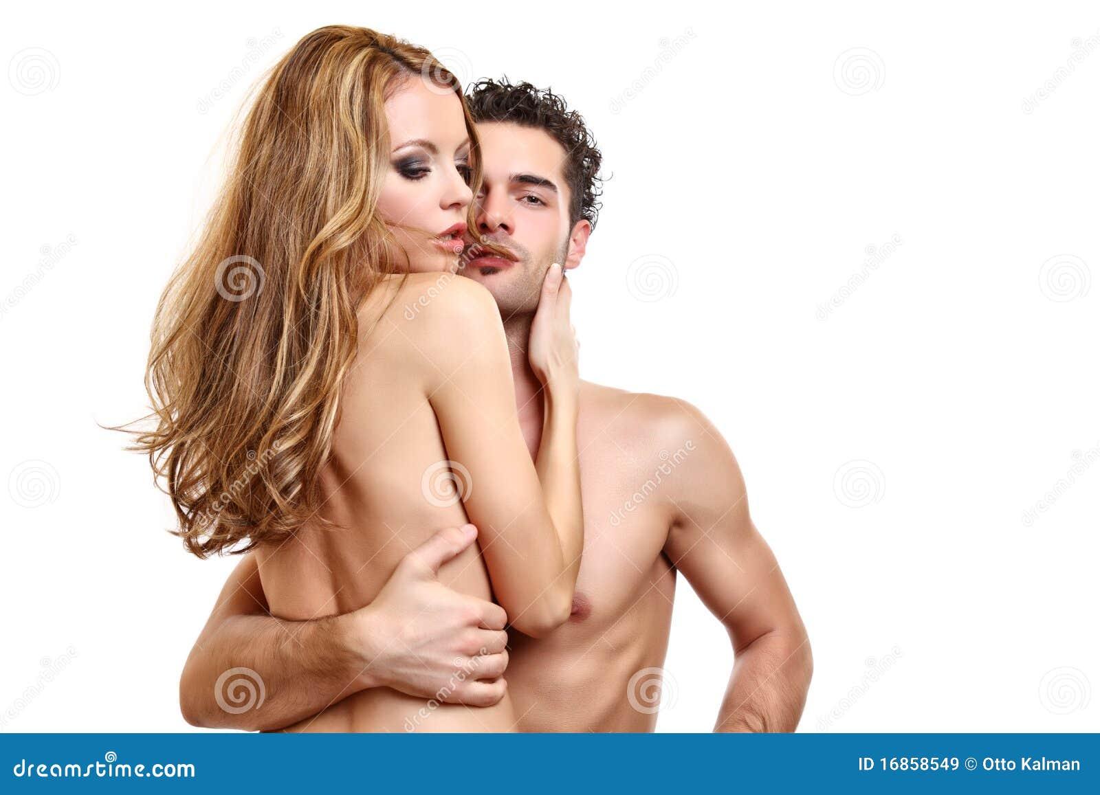 Retrato de um par apaixonado