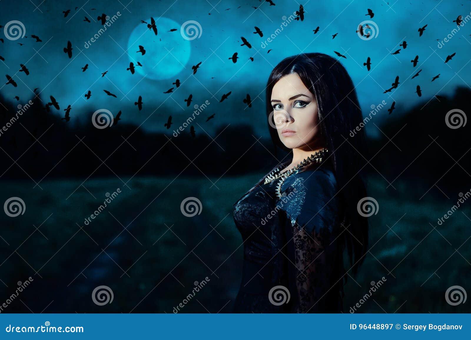 Retrato de uma bruxa