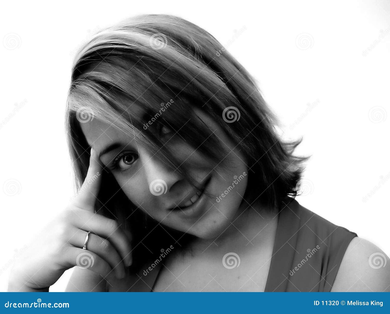 Retrato de uma mulher