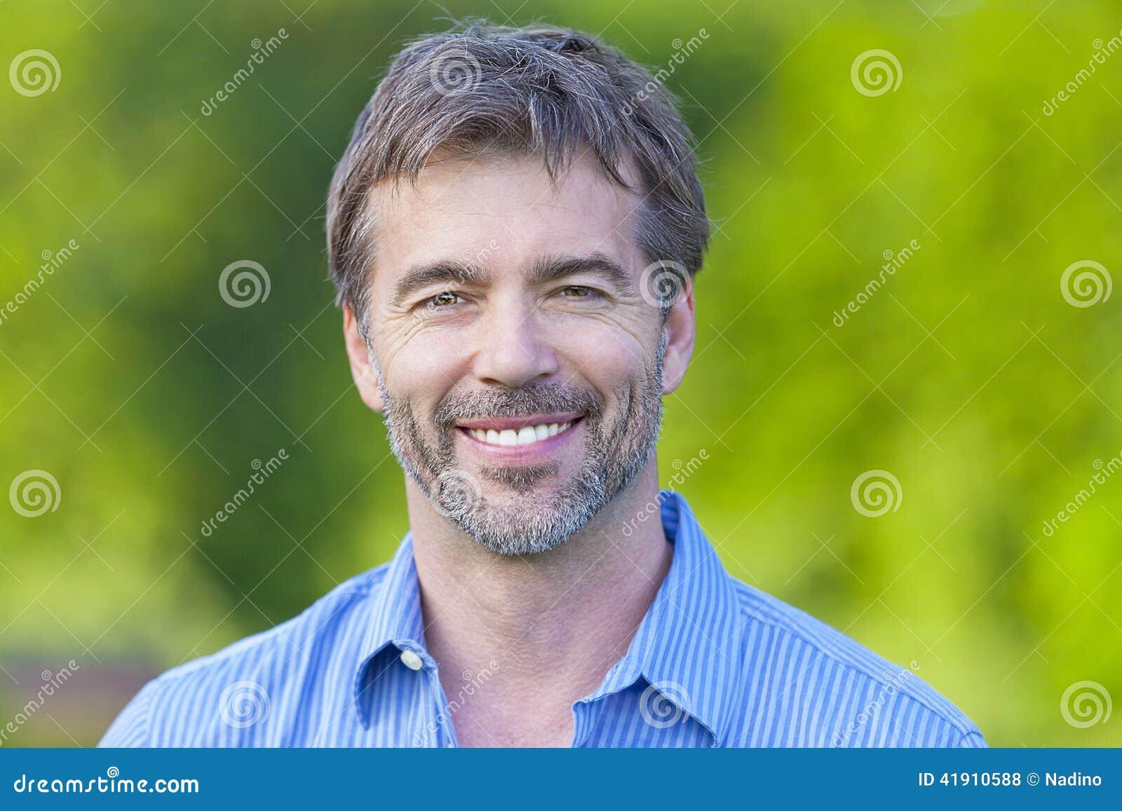 Retrato de un hombre maduro