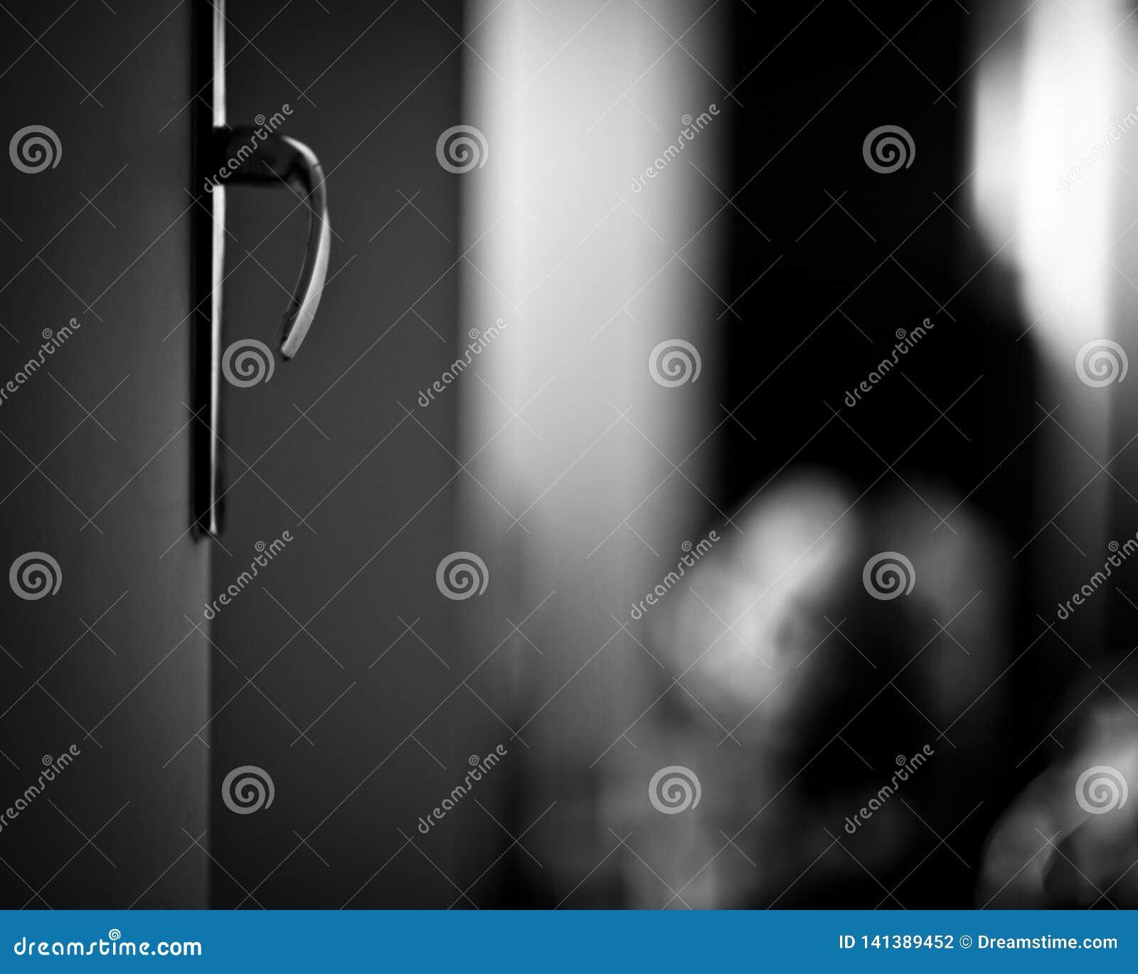 Retrato de una puerta, Barcelona