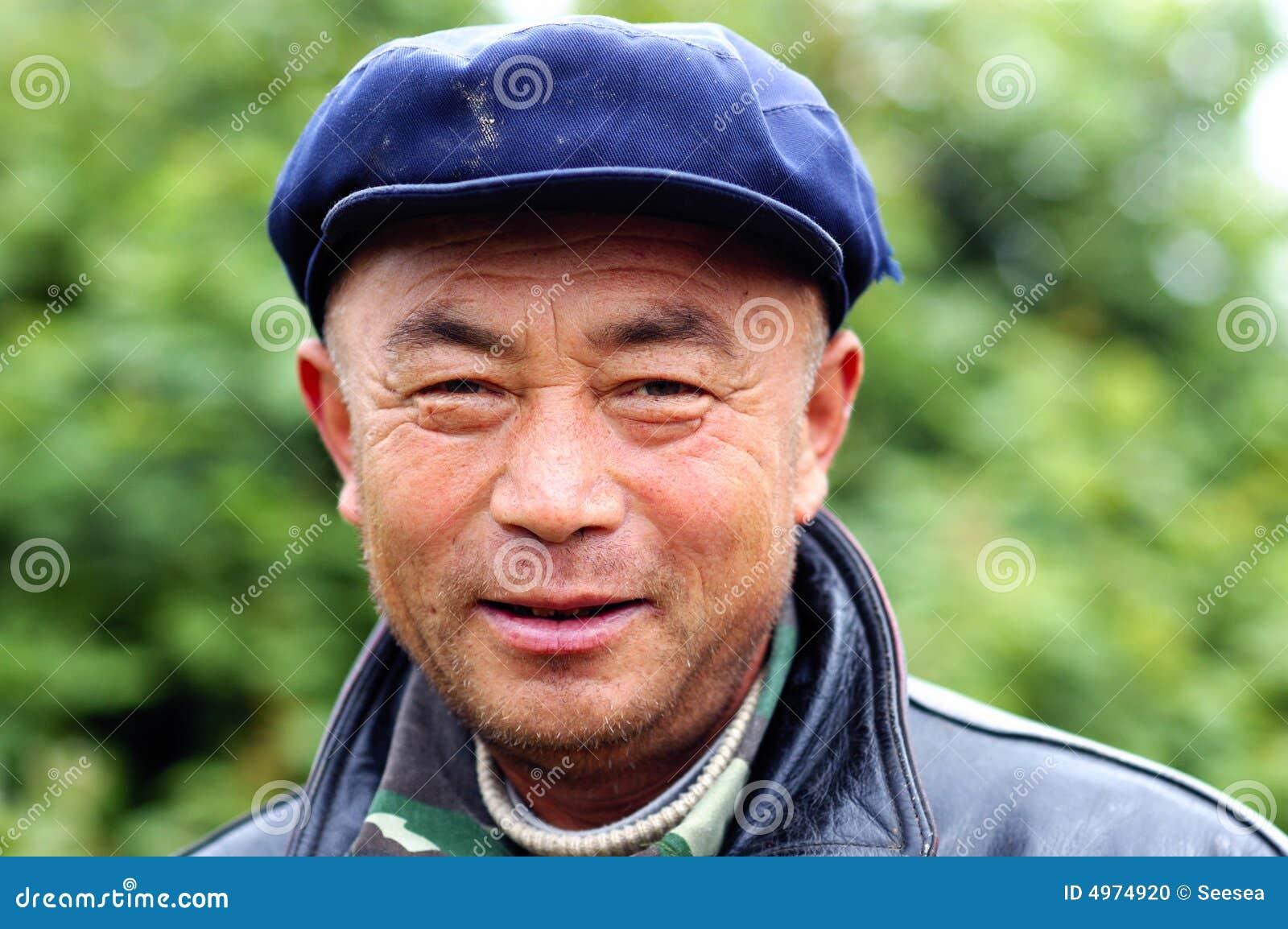 Retrato del granjero