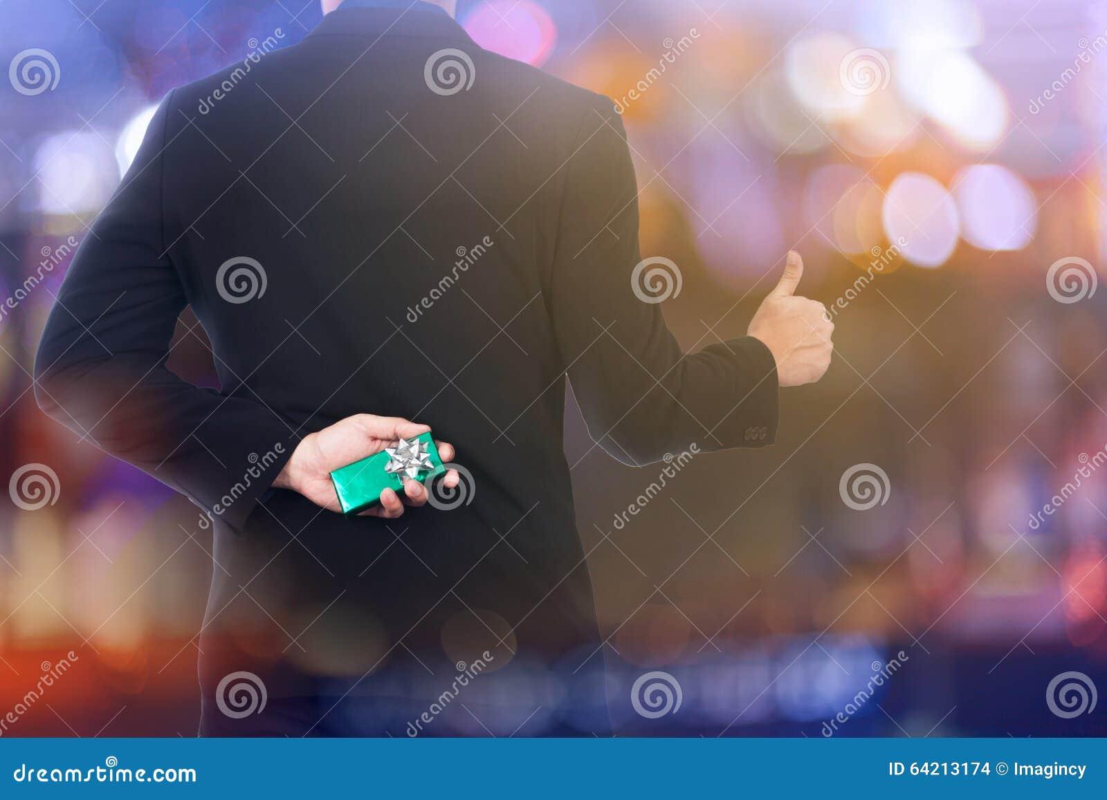 Retrato del hombre de negocios