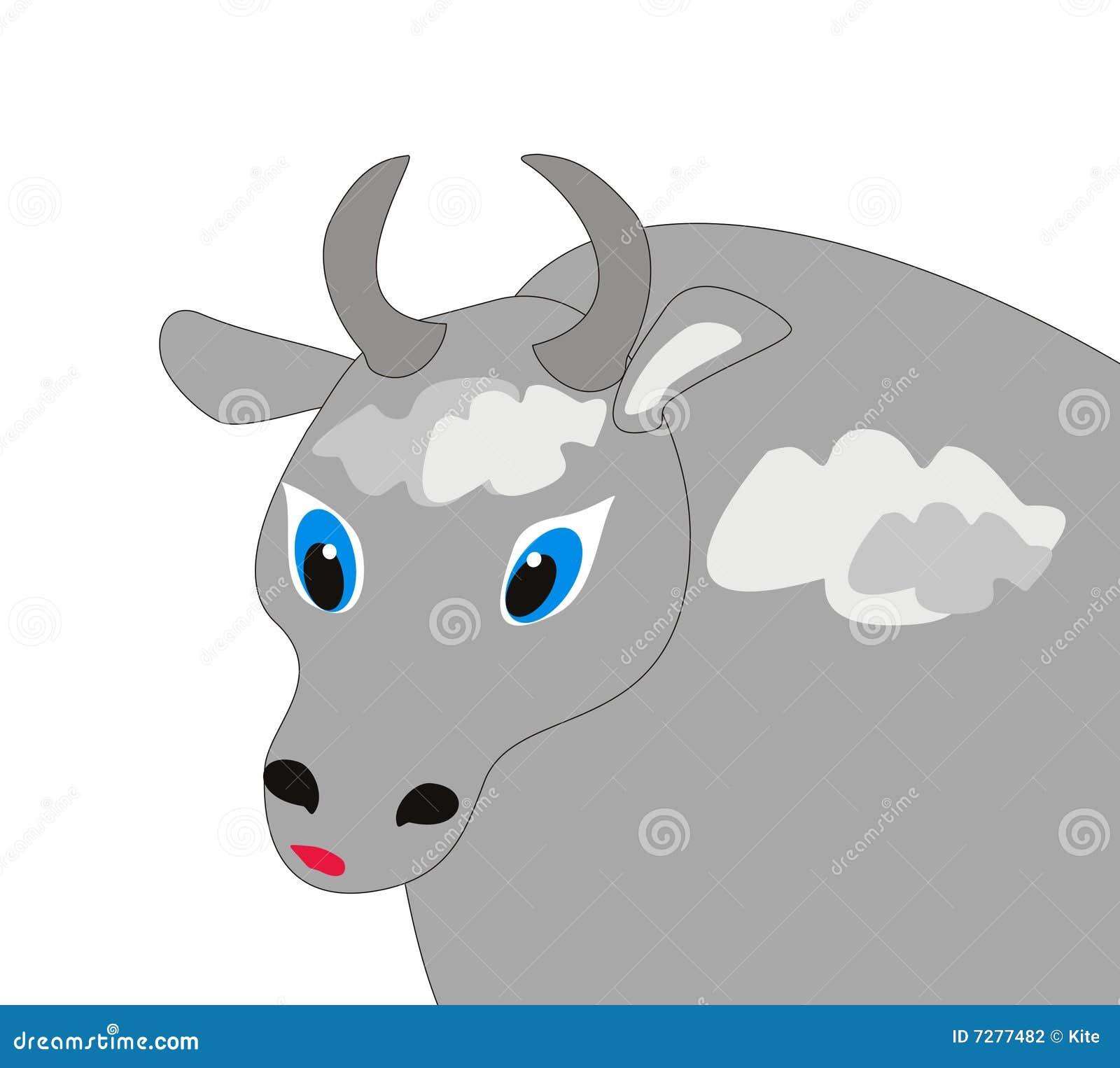 Retrato del toro