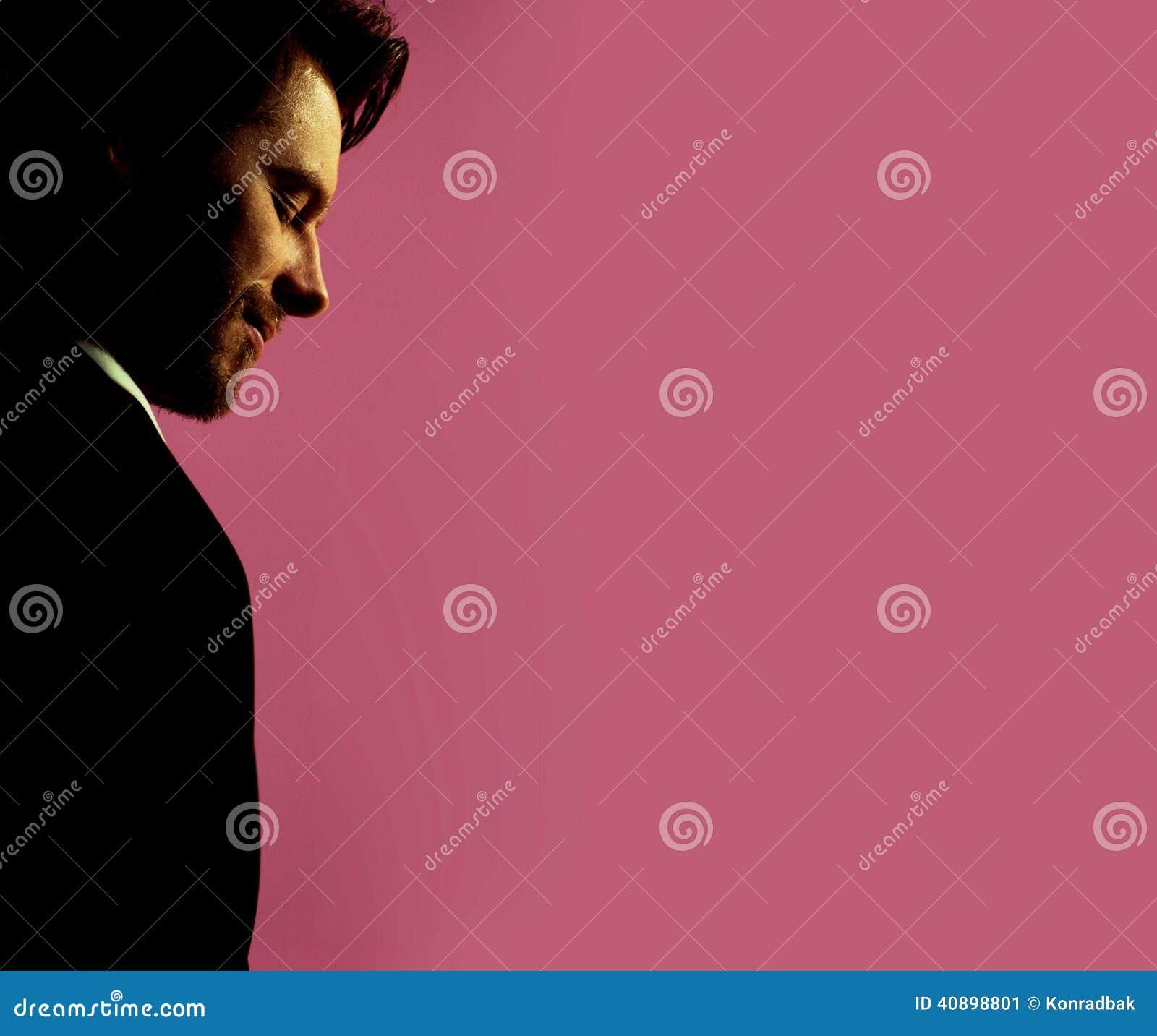 Retrato do banqueiro relaxado