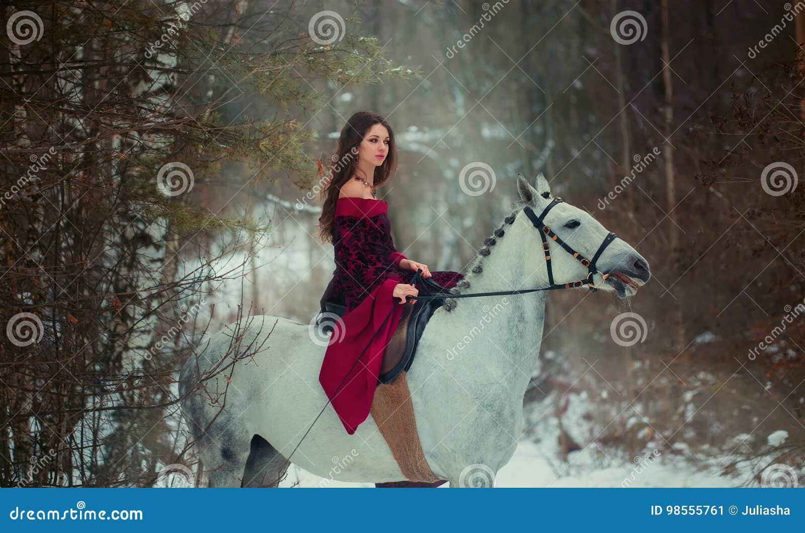 Retrato medieval da rainha