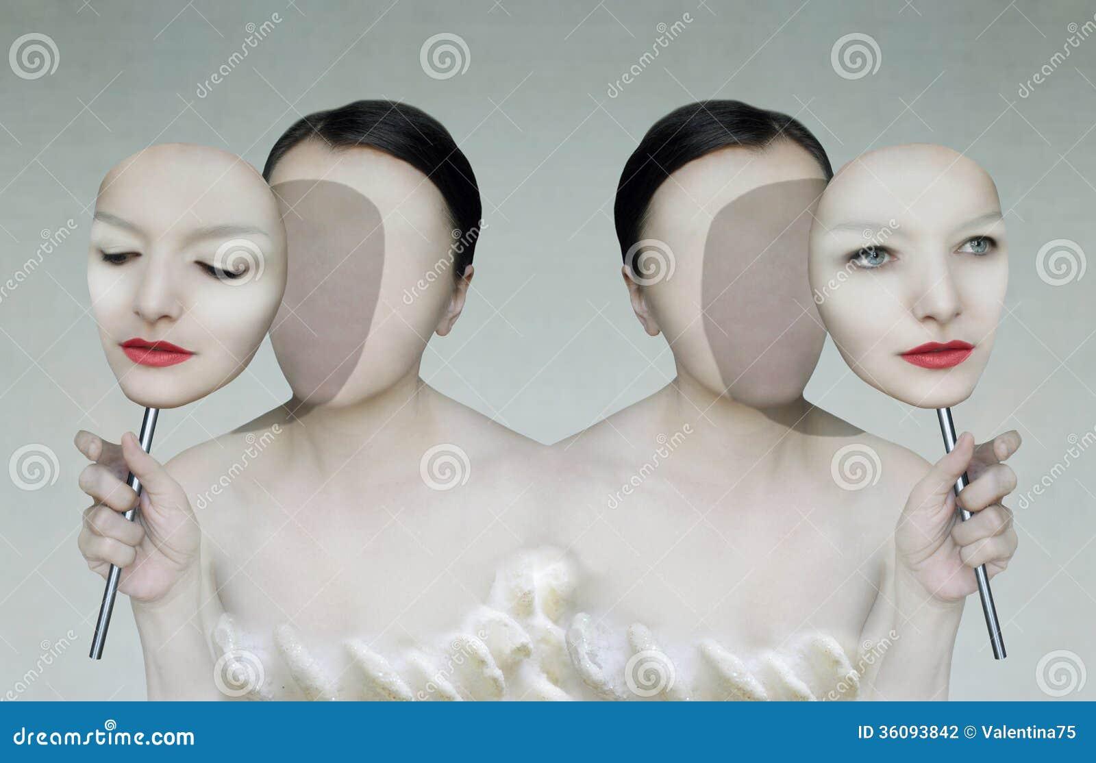 Retrato surrealista