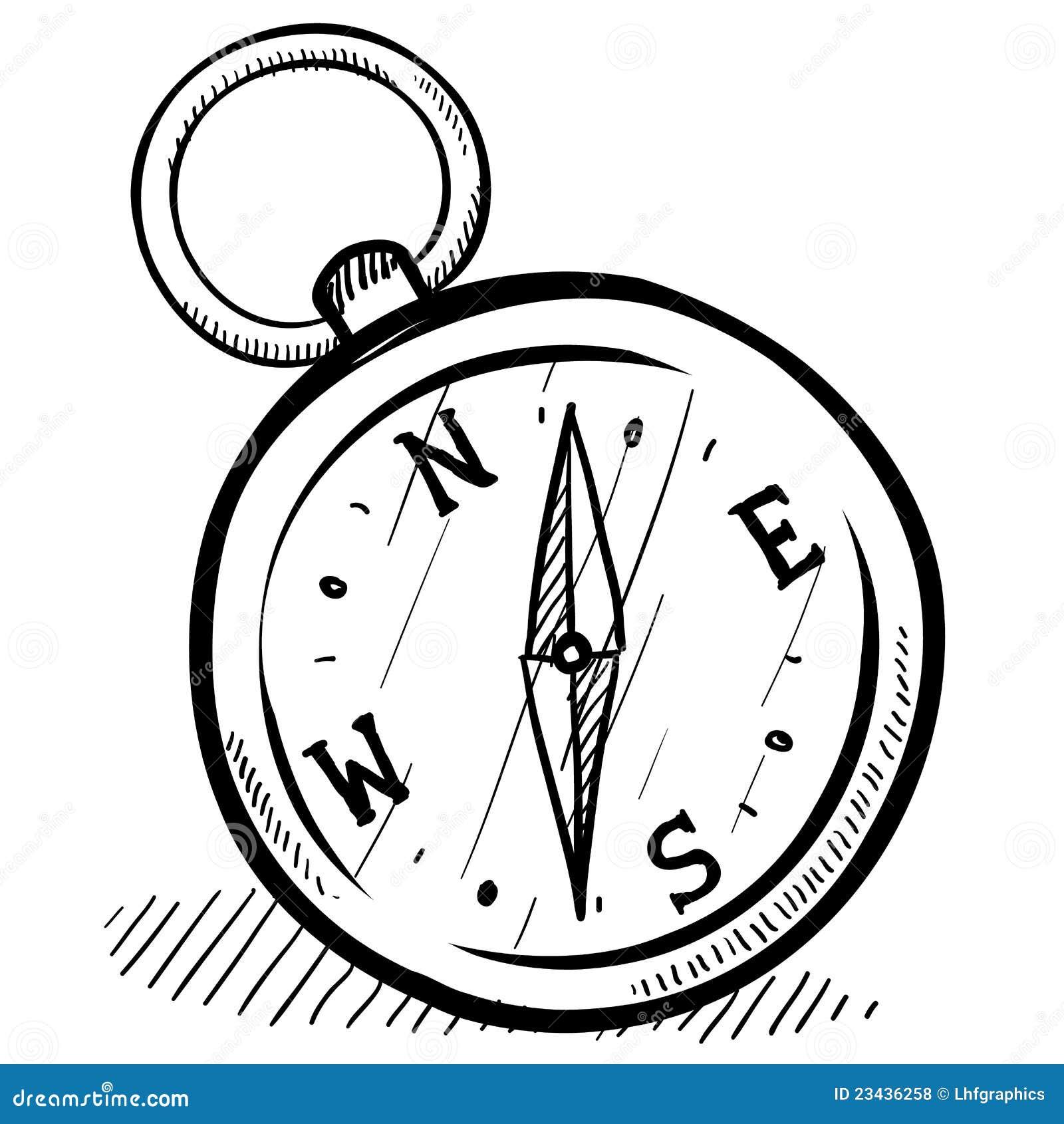 pocket clock clip art
