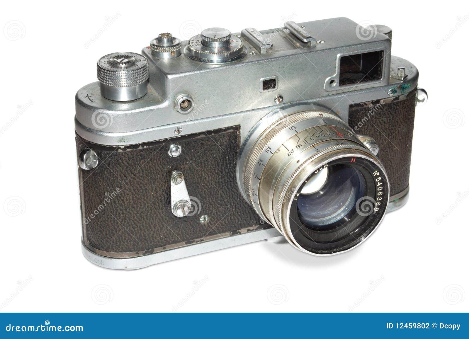 Retro analoge camera