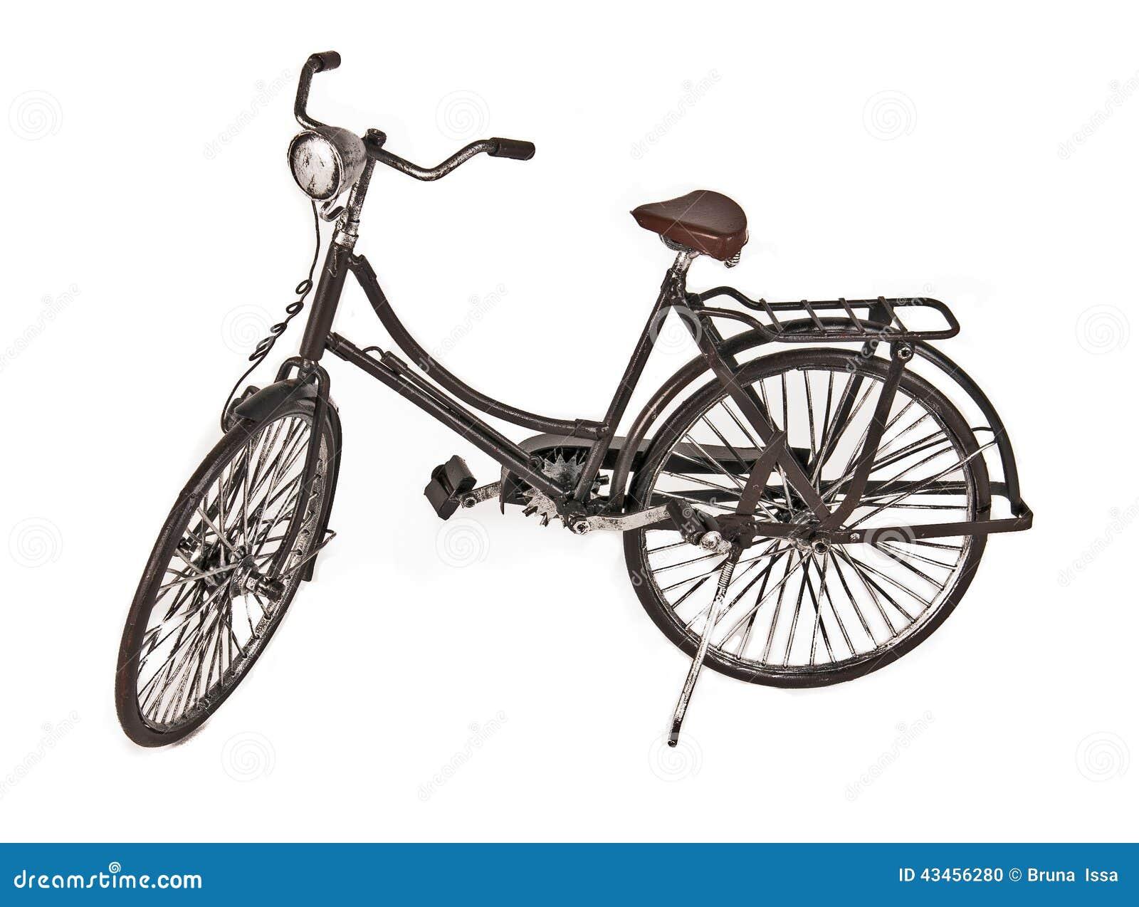 Retro bike object
