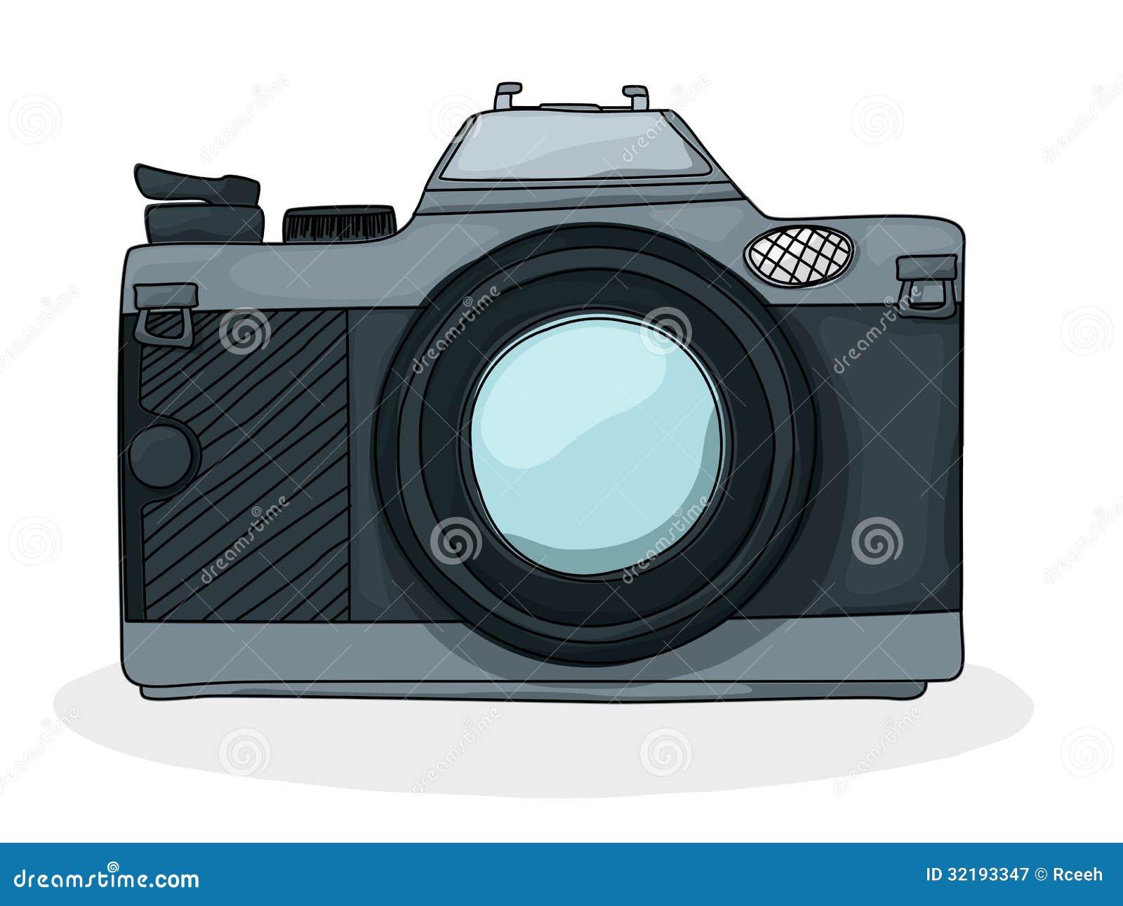 Cartoon Camera Stock Vector - Image: 41889249