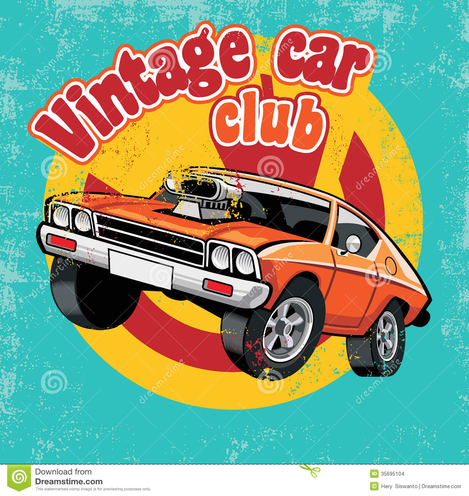 Retro club dell automobile