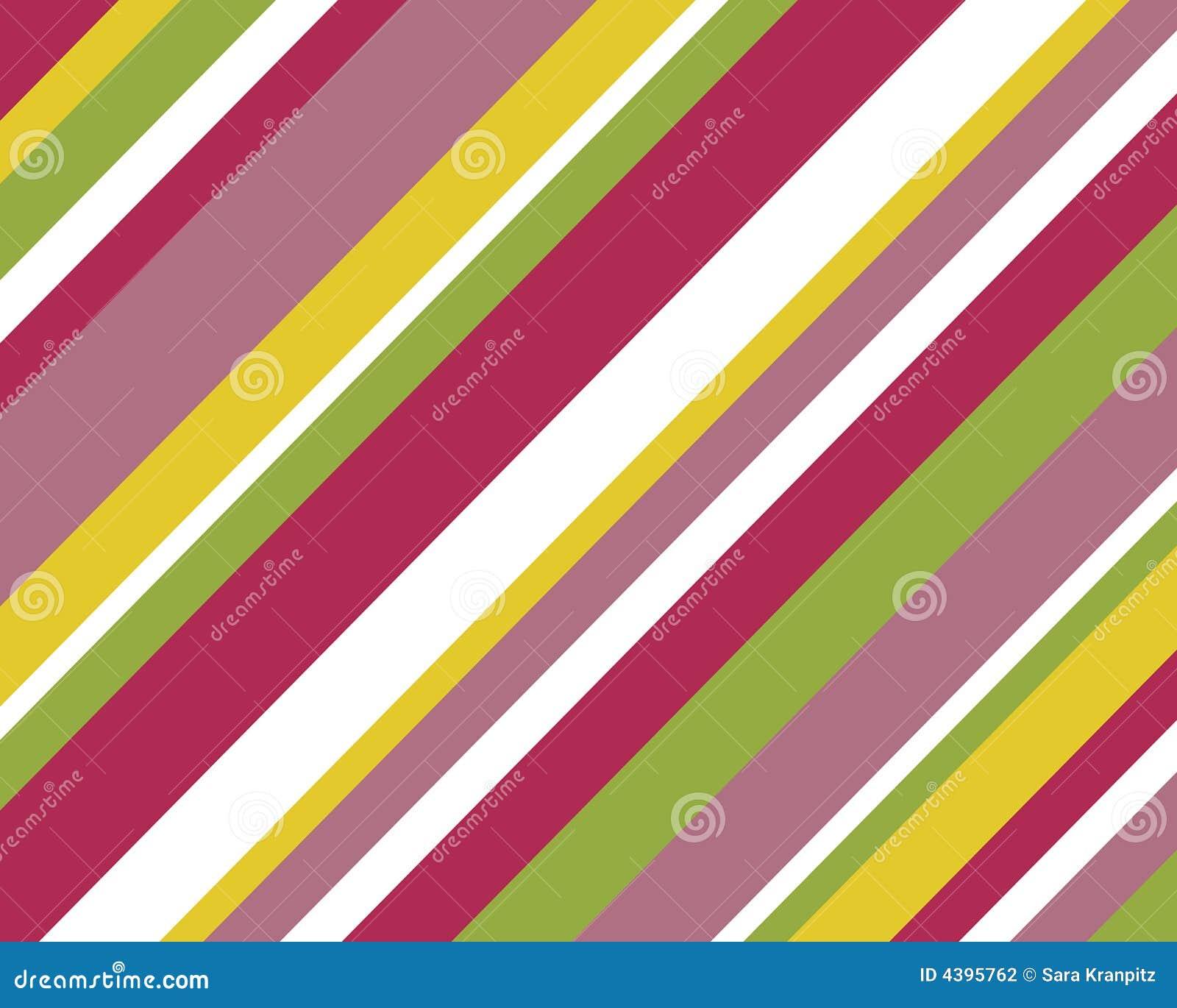 Retro colorful stripes background