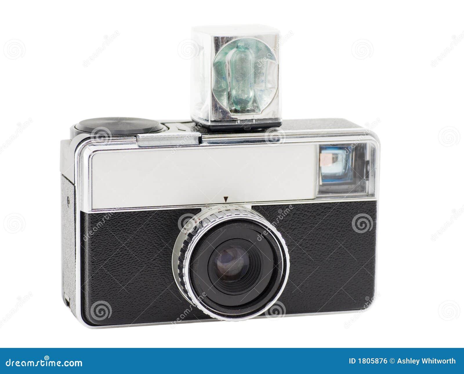 Retro Compacte Camera