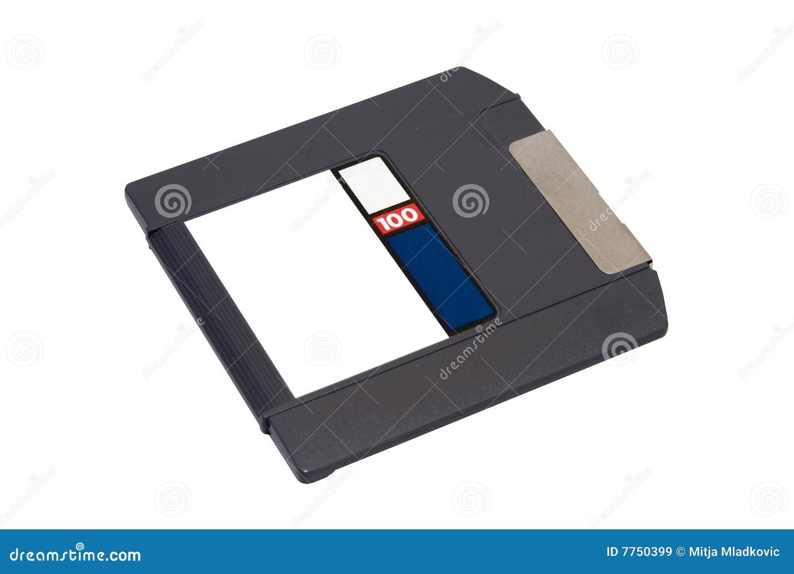 Retro Computerplatte