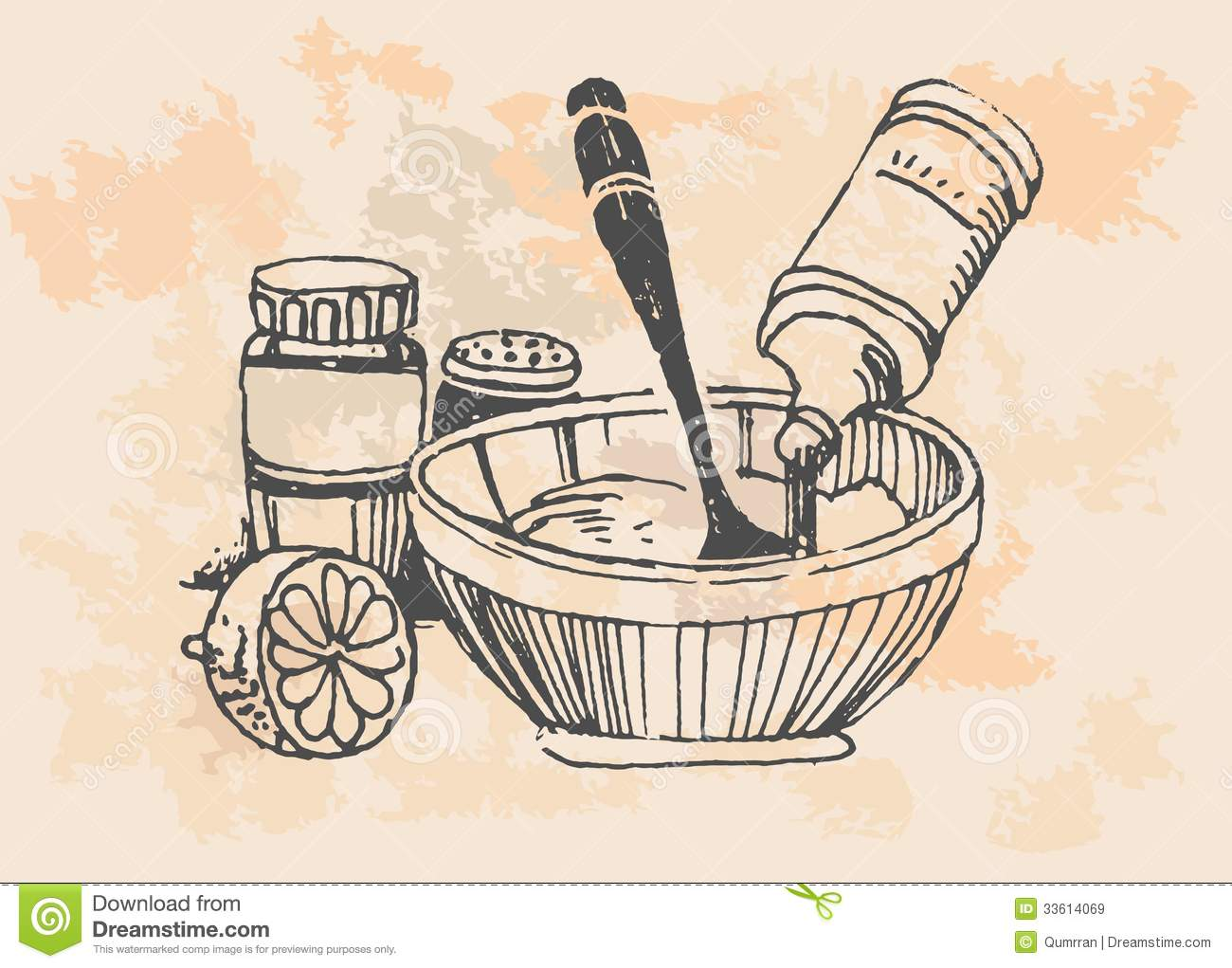 Retro cooking pots royalty free stock images image 33614069 for Art cuisine evolution 10 piece cooking set