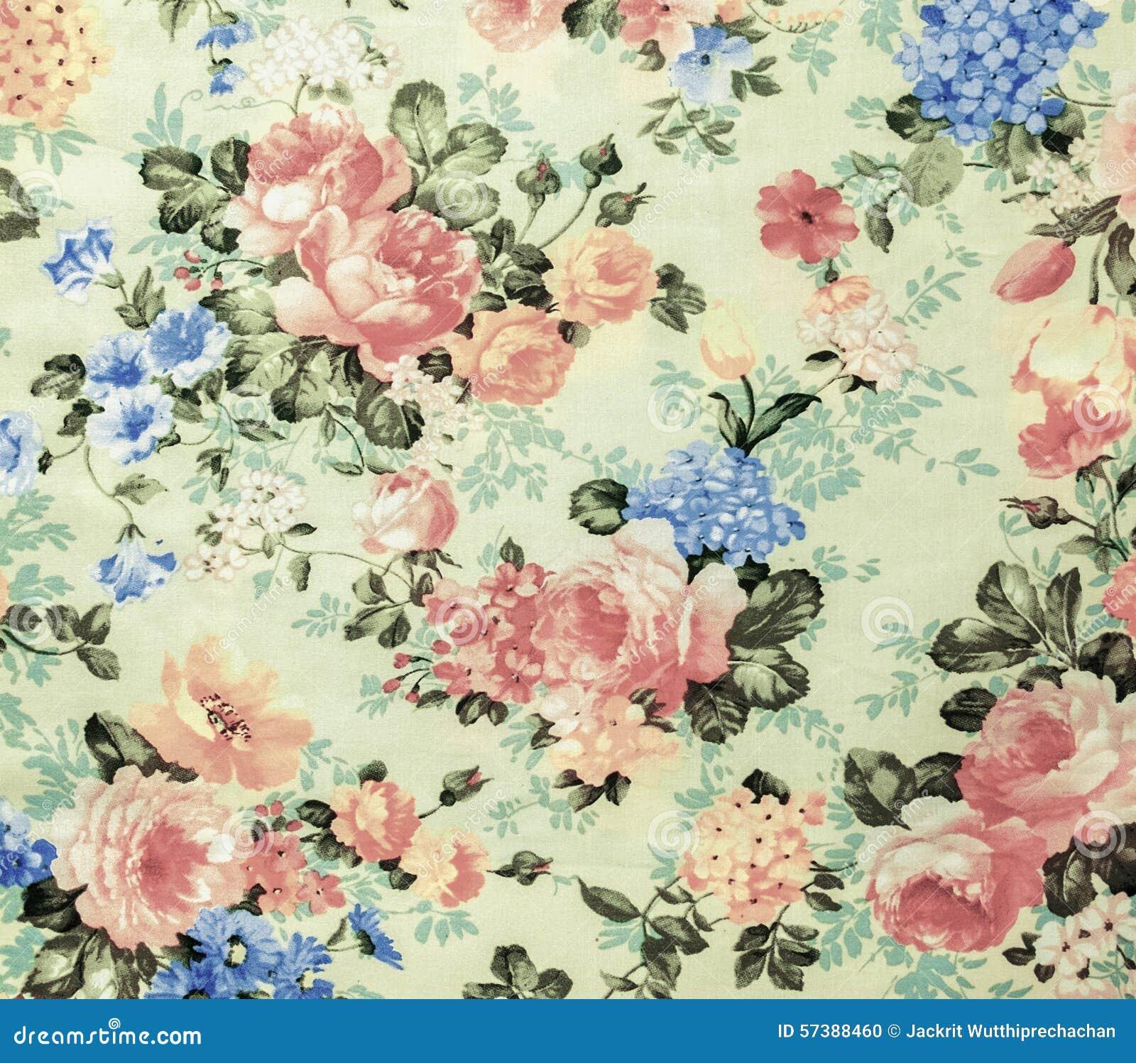 Retro de Stoffen van het Kant Bloemen Naadloze Patroon Witte Uitstekende Stijl Als achtergrond