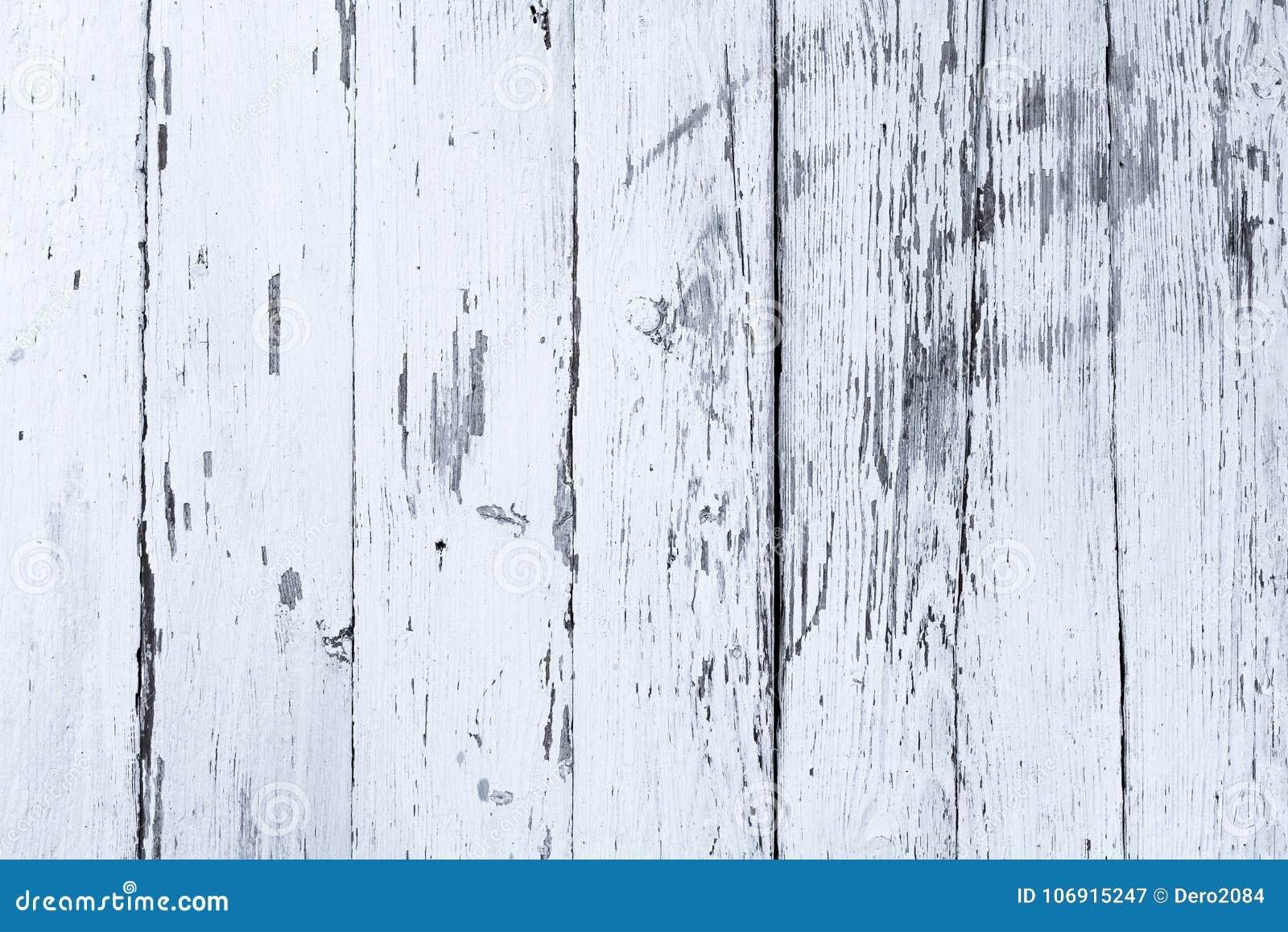 Retro drewniany ścienny wybielania wapno, nowożytny styl, wietrzejący cracky upaćkany drewniany tło, rocznika tło dla projekta