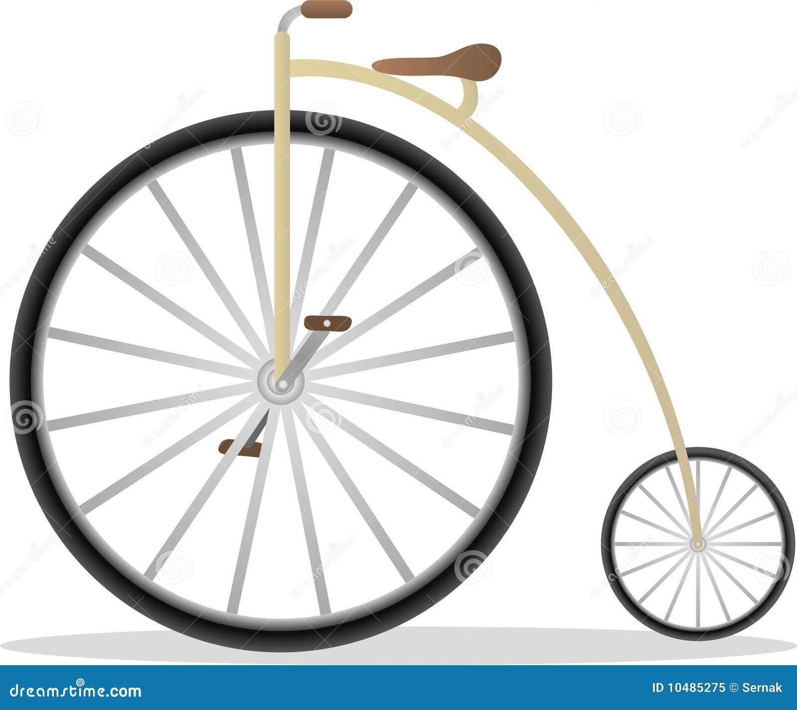 retro fahrrad lizenzfreies stockfoto bild 10485275. Black Bedroom Furniture Sets. Home Design Ideas