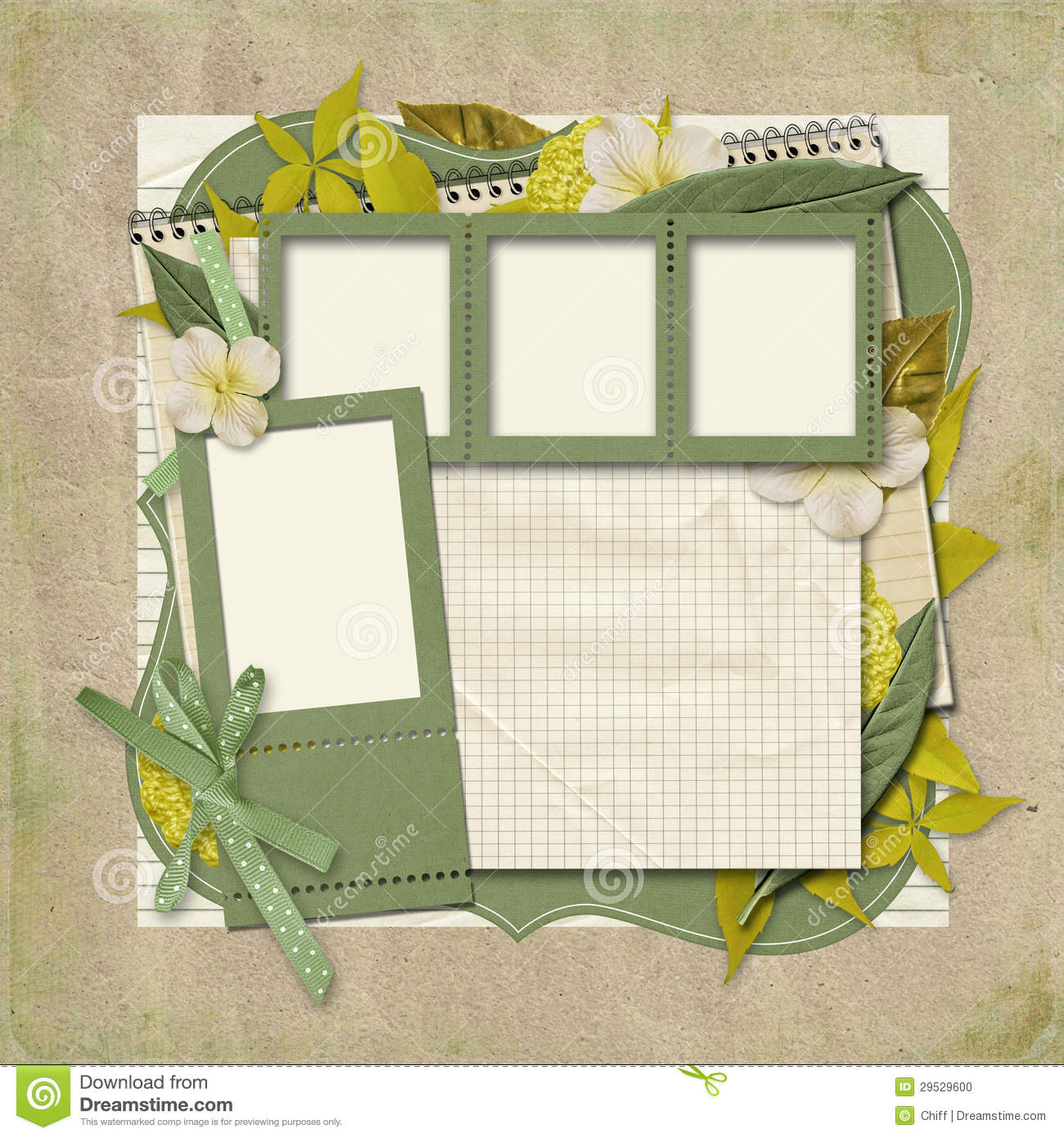 Blank Scrapbook Pages Akbaeenw