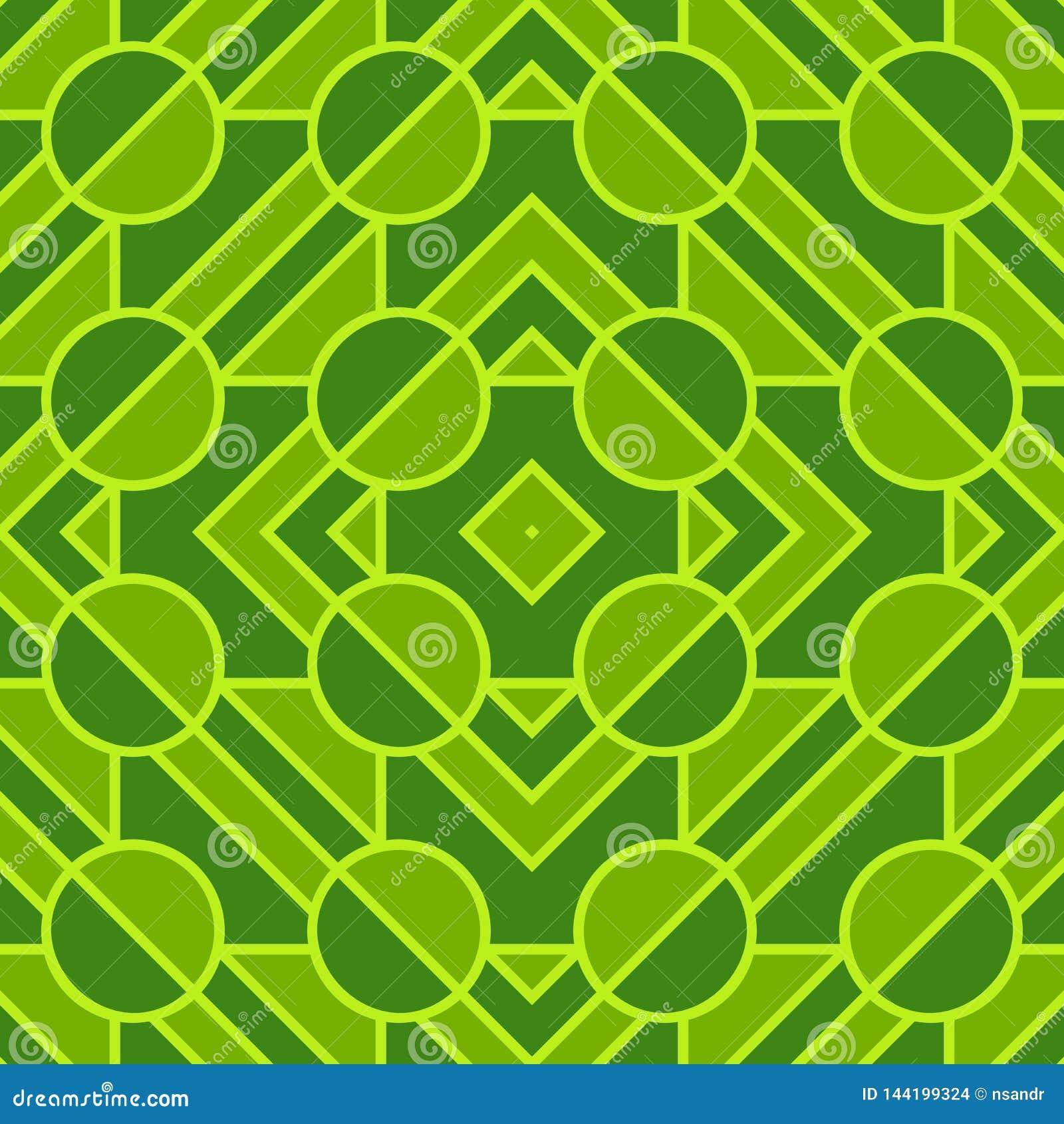 Retro geometriska beståndsdelar färgar i motsats - abstrakta linjer och diagram S?ml?sa modeller f?r ljus vektor f?r textil, tryc
