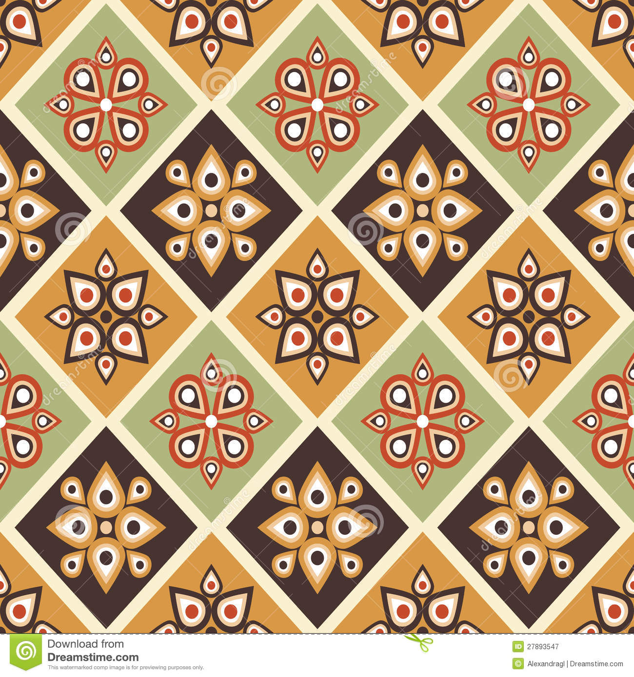 Retro Graphic Seamless Patterns Royalty Free Stock Photography ...