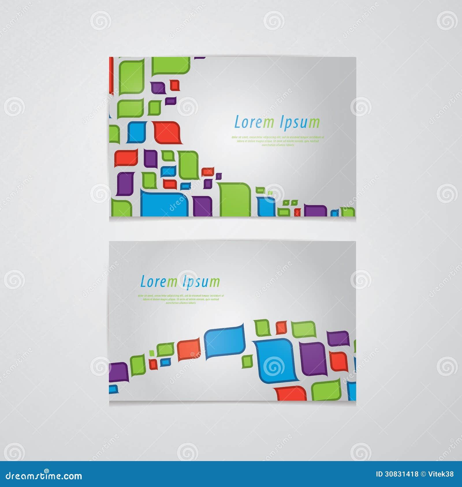 Retro insegne/carte di vettore con spazio per il vostro contenuto. EL fresco