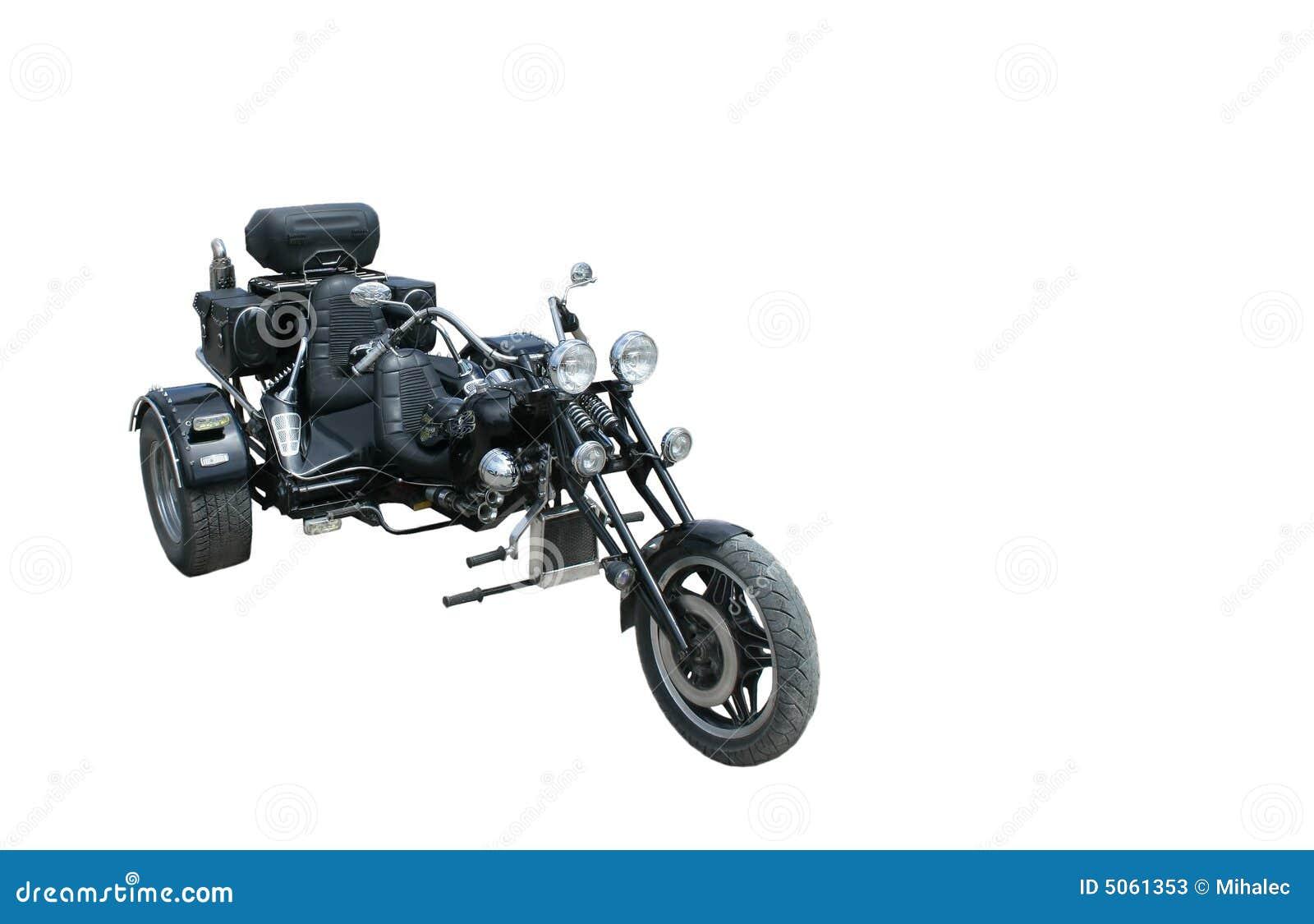 Retro- Motorrad