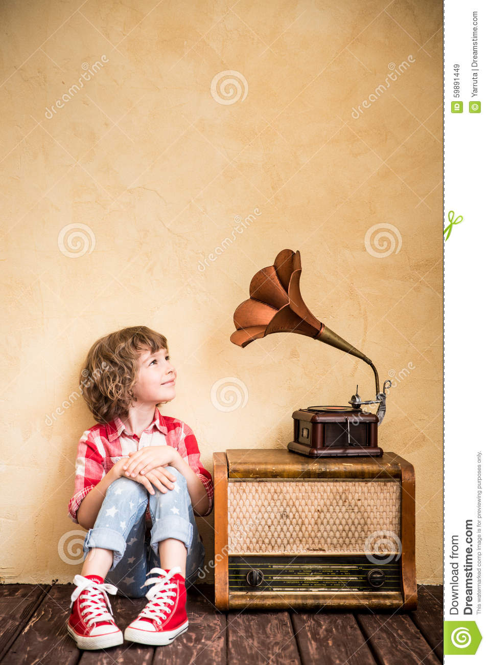 Retro music concept stock photo image 59891449 for Retro house music