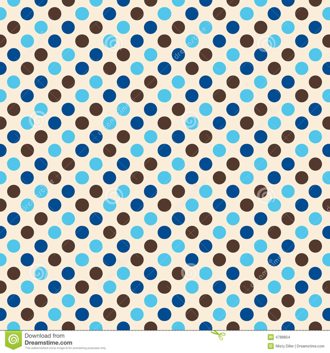 Blue and brown polka dots wallpaper images amp pictures becuo