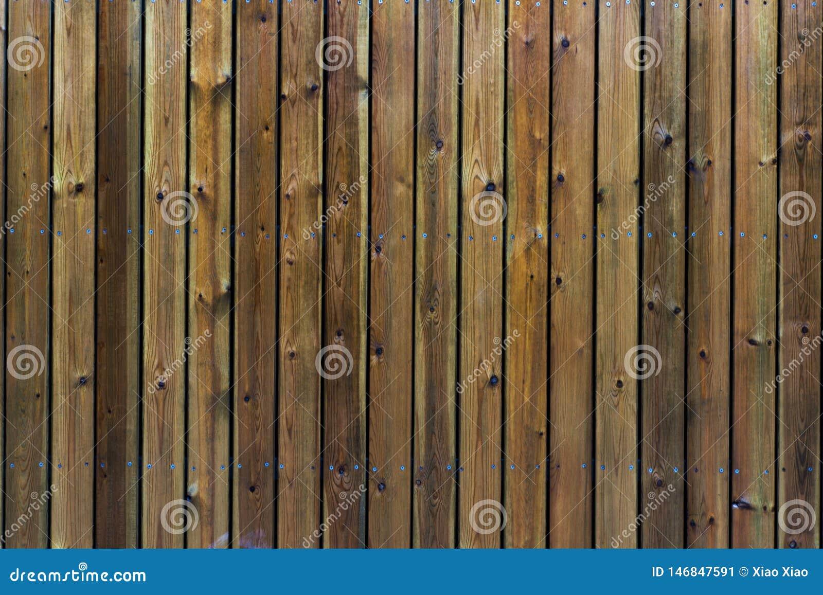 Retro portello di legno
