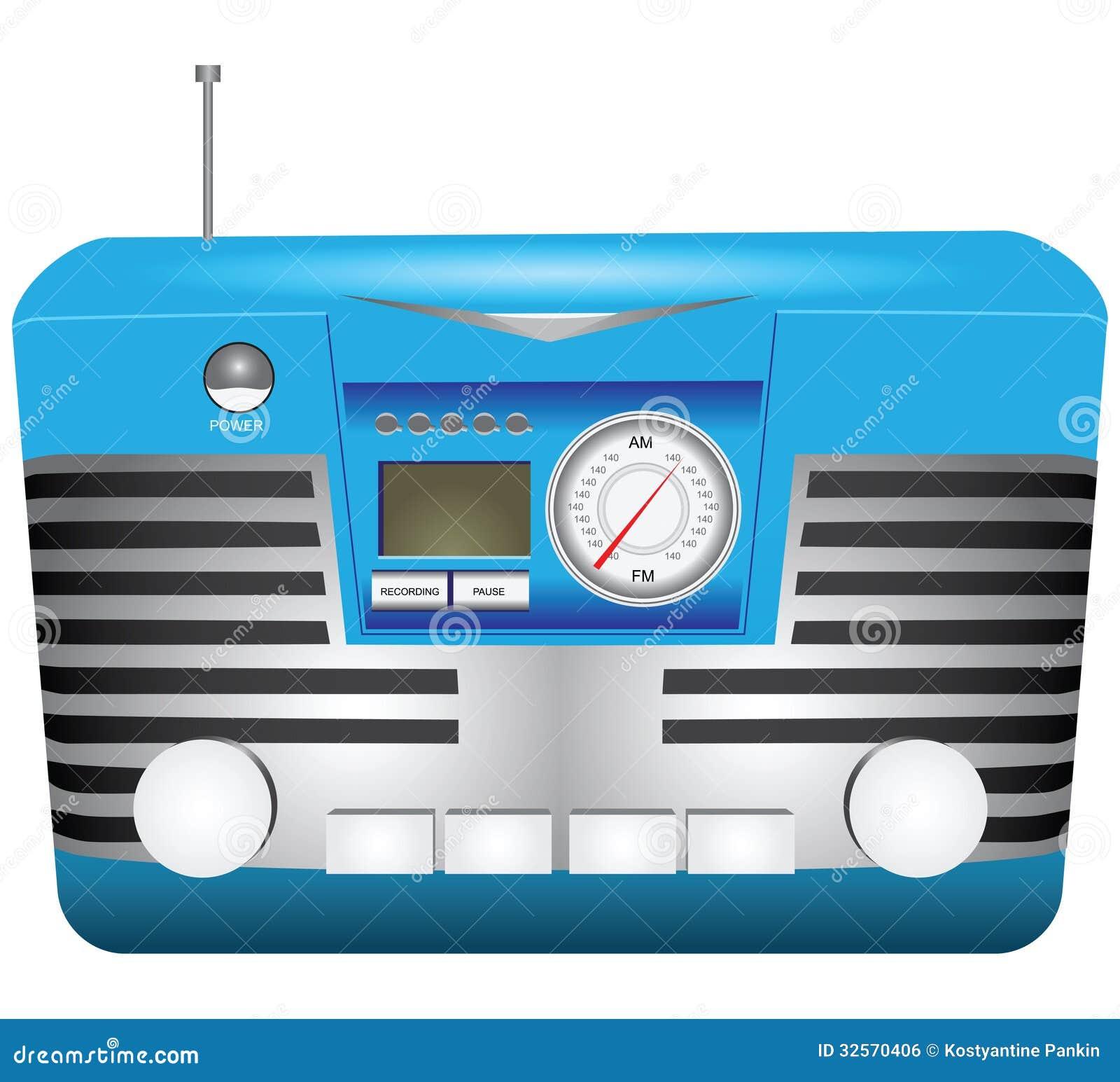 Stock options radio