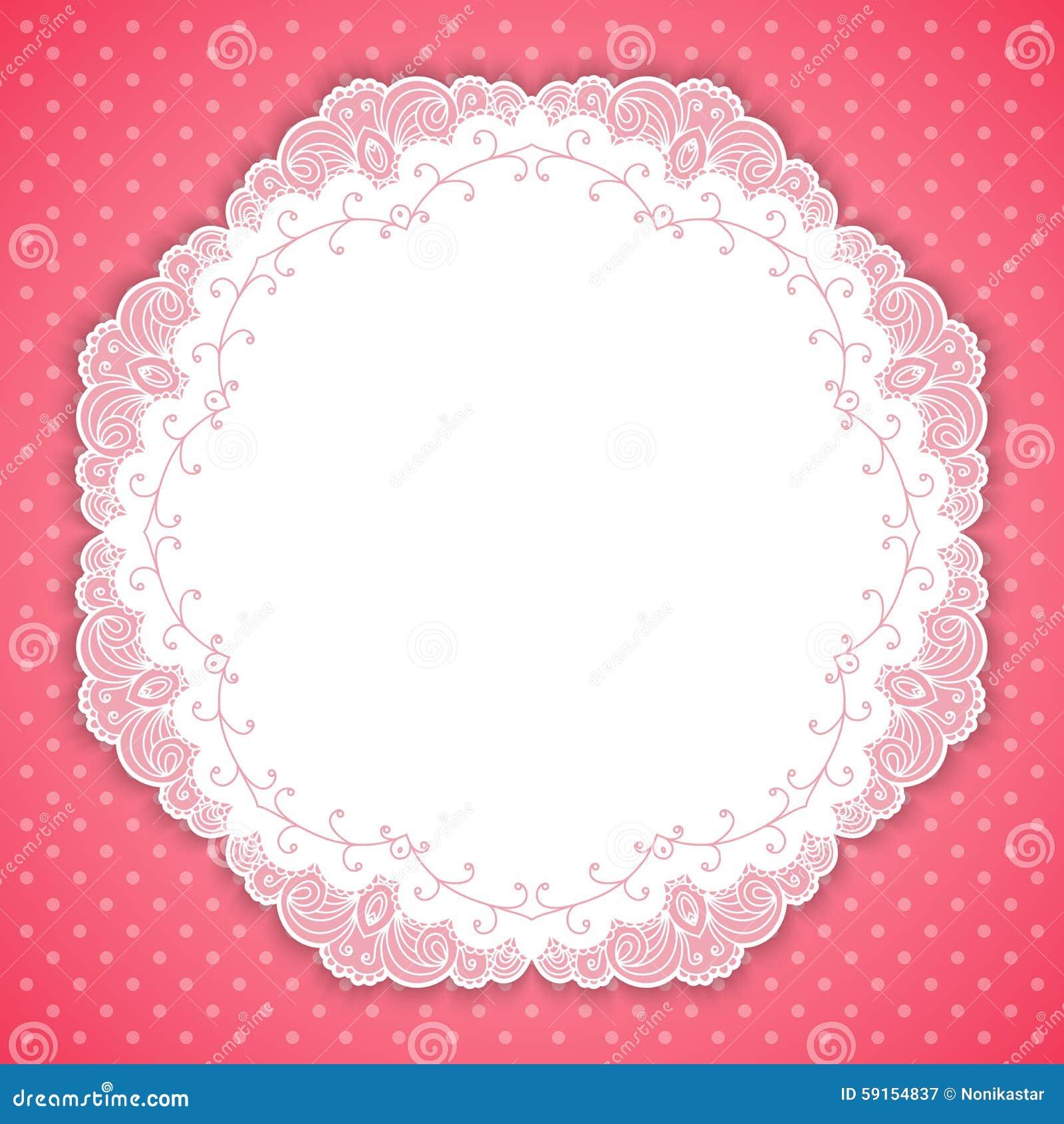 Pink Polka Dot Invitations was perfect invitations layout