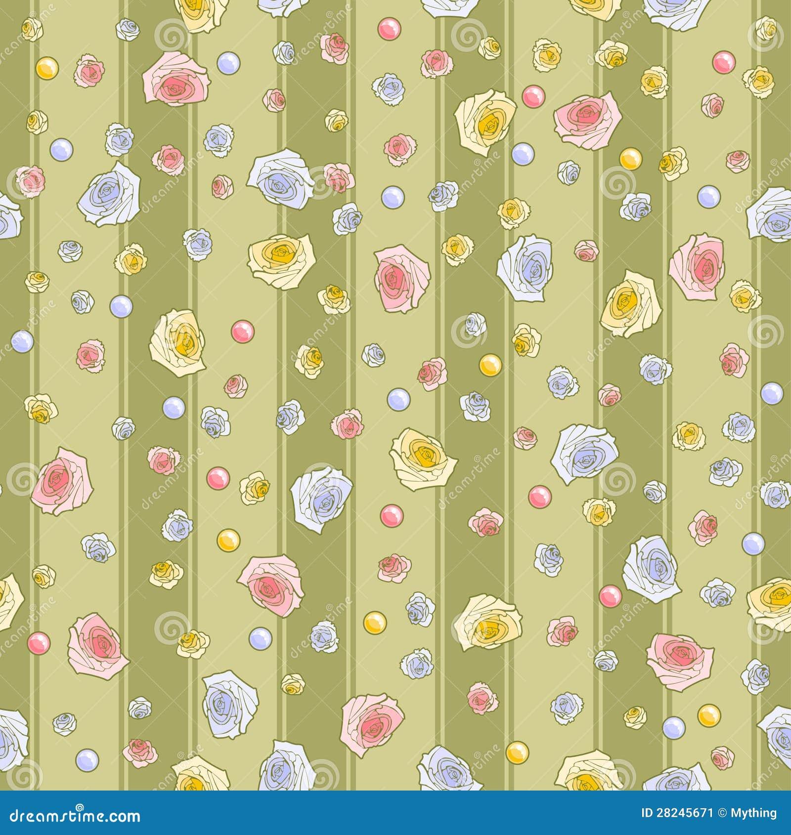 Retro rozen behang vector illustratie afbeelding bestaande uit nave 28245671 - Behang grafisch ontwerp ...