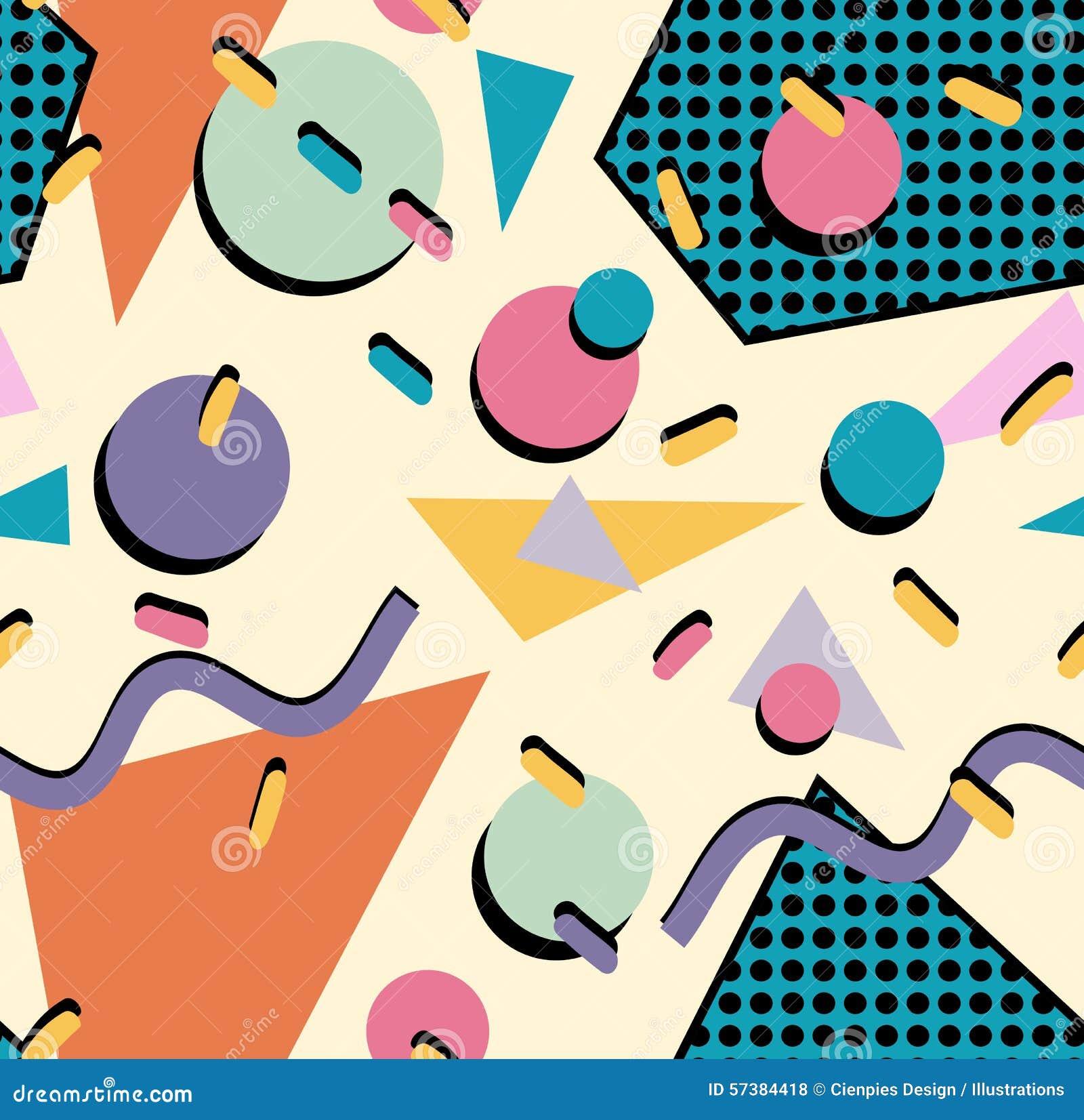 80s Pattern Interesting Design Ideas