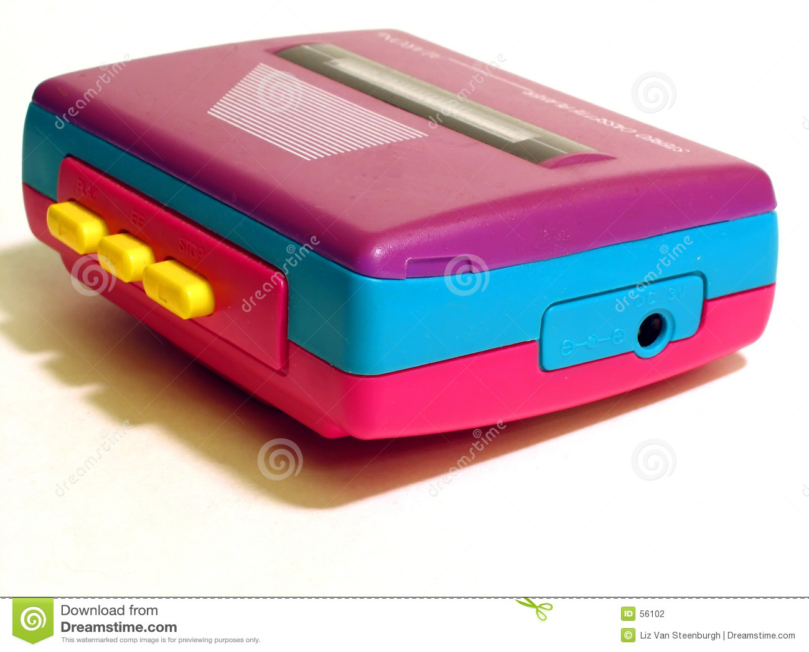 Retro Speler van de Cassette