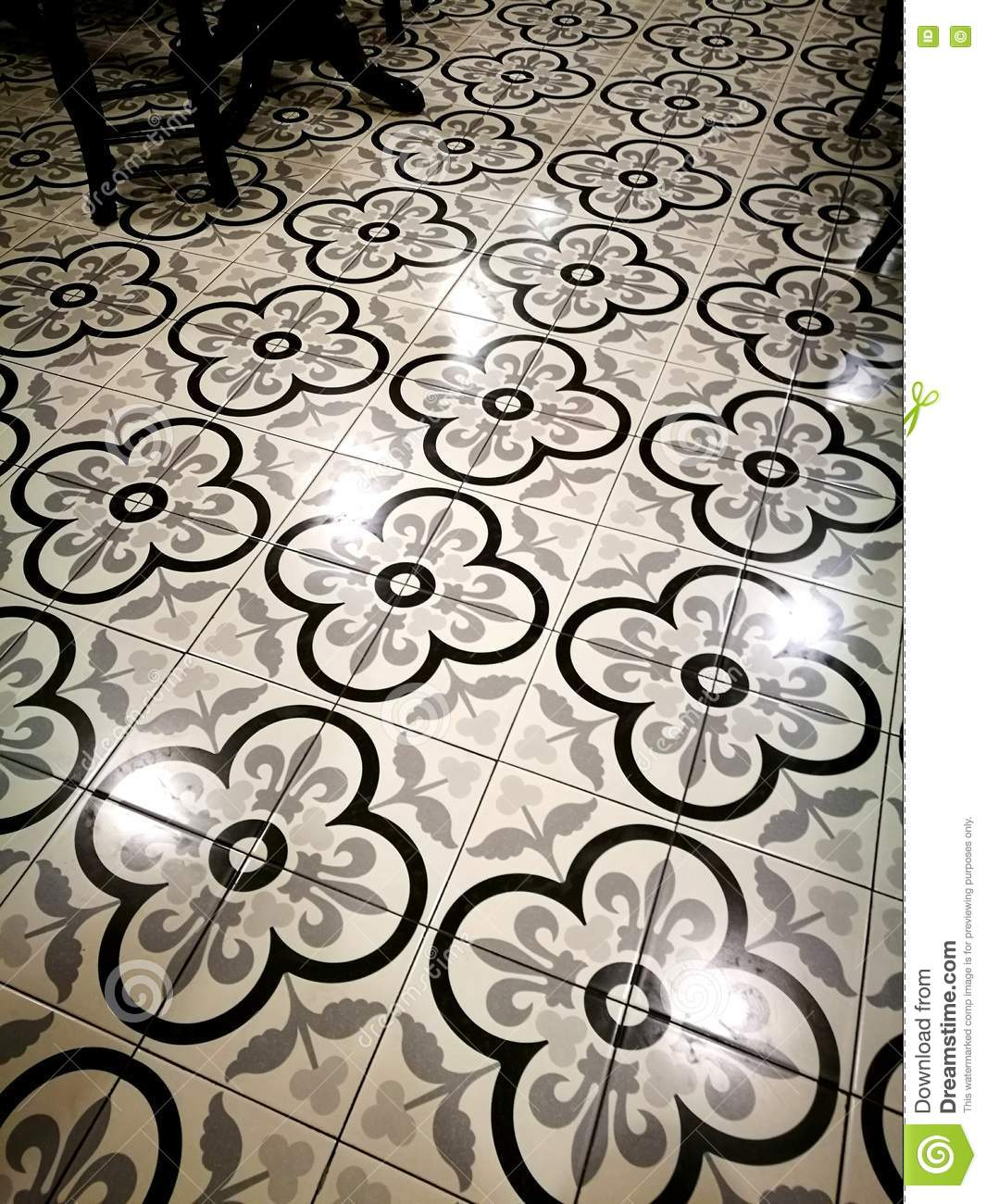 Retro style southeast asian chinese floor tiles stock image retro style southeast asian chinese floor tiles dailygadgetfo Gallery