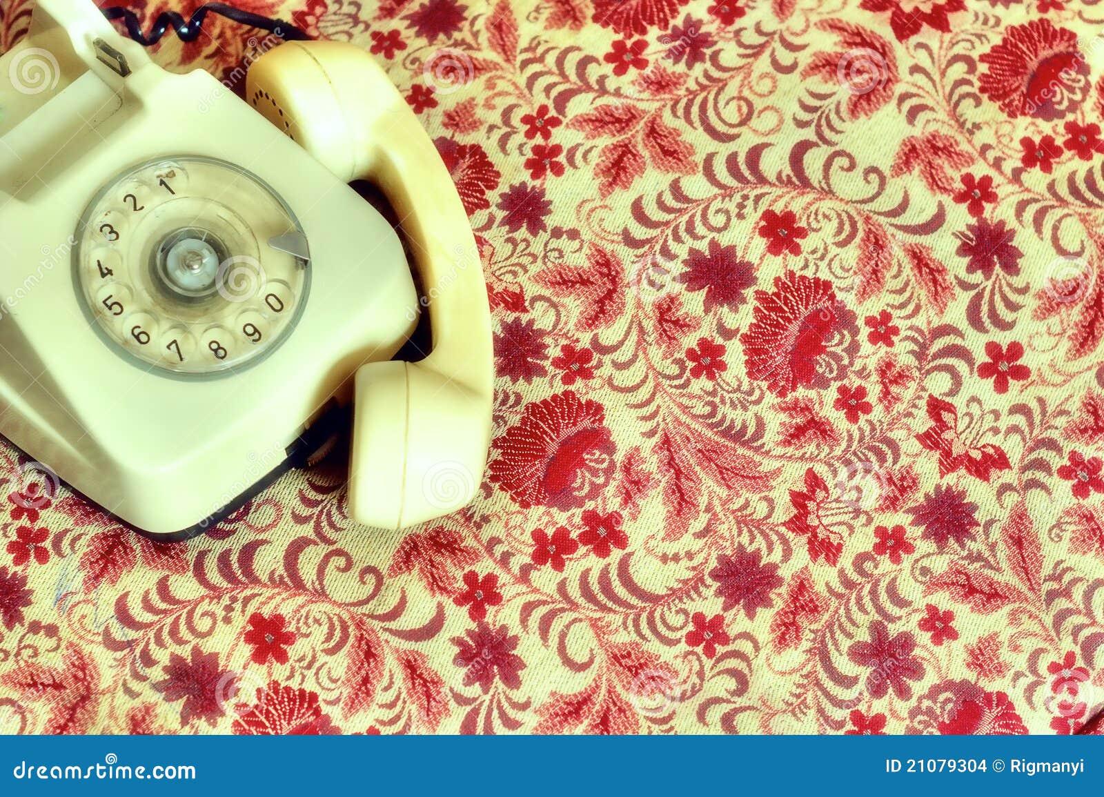 Retro- Telefon