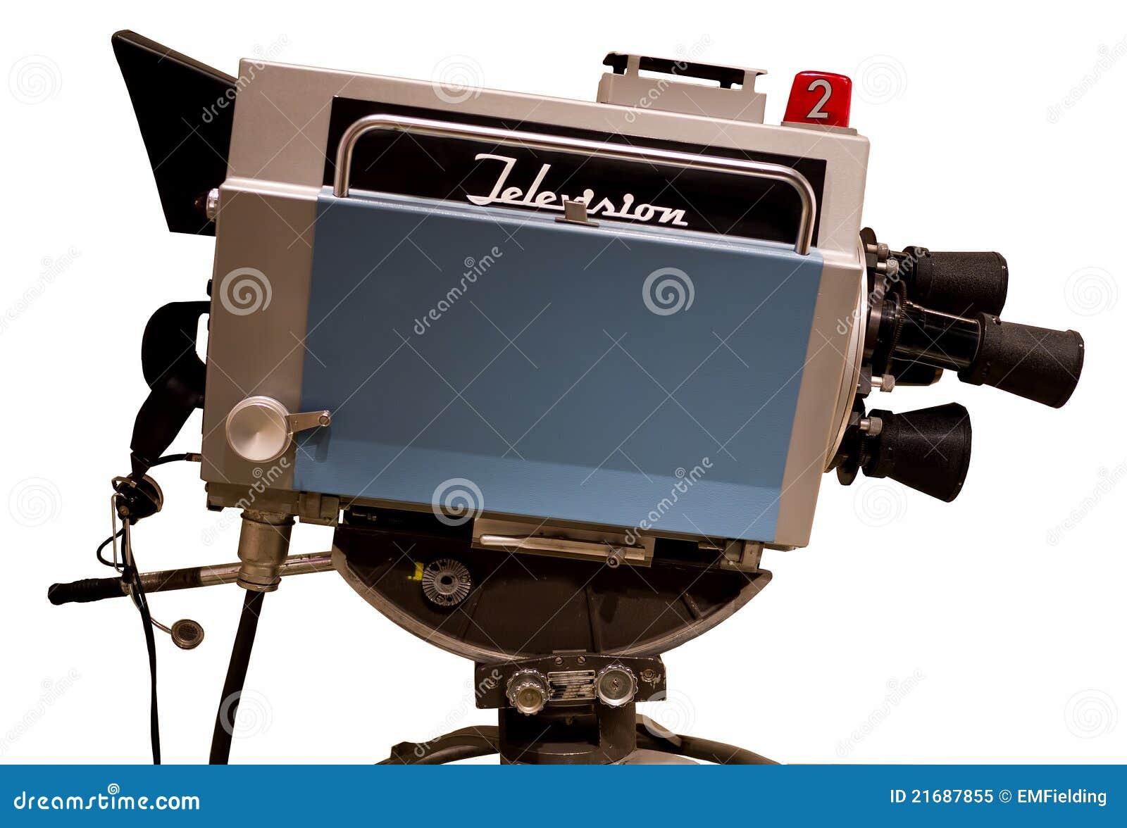 Vintage Television Camera 56