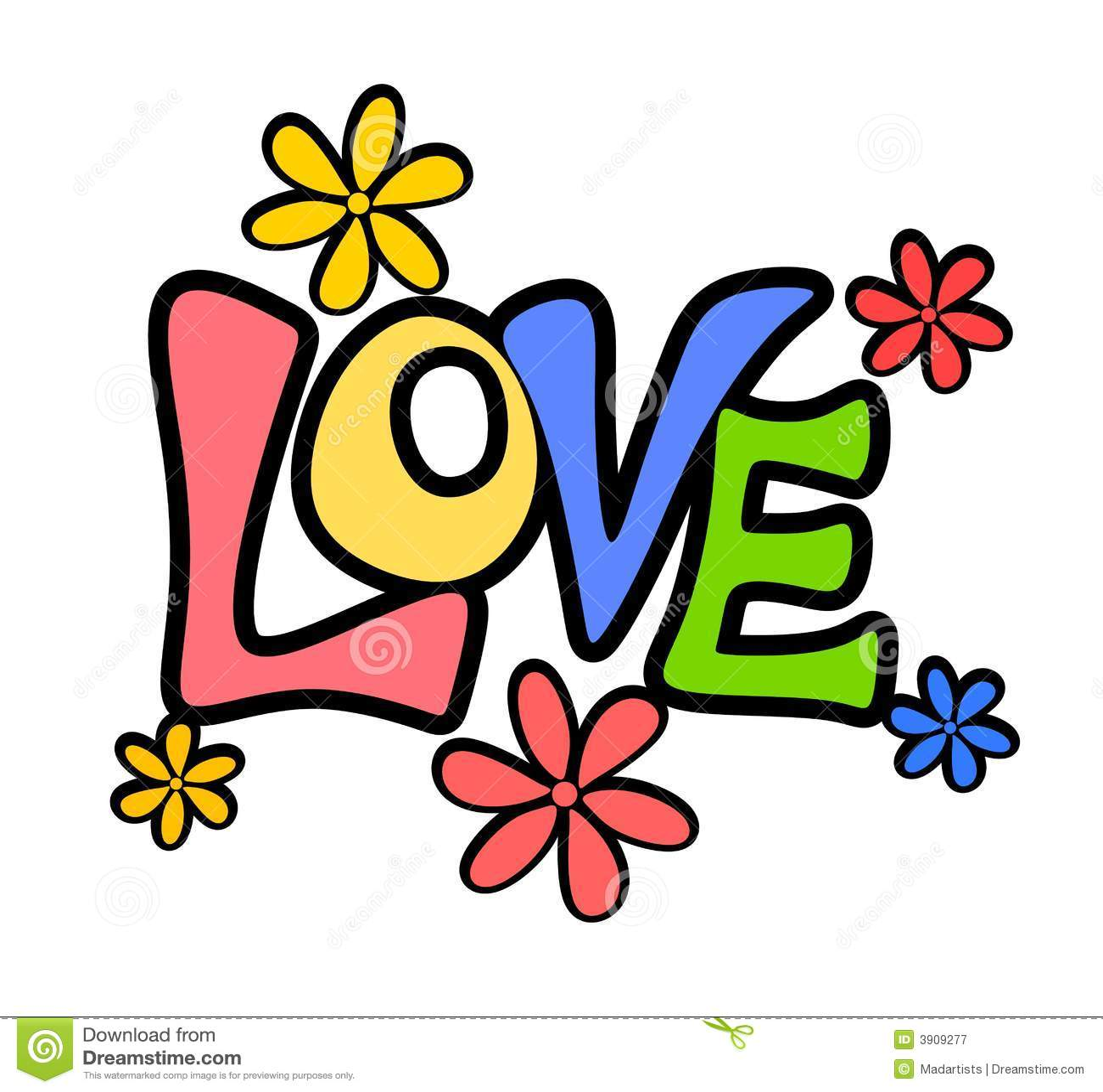 Retro- Valentinsgruß-Liebe blüht Zeichen oder Fahne
