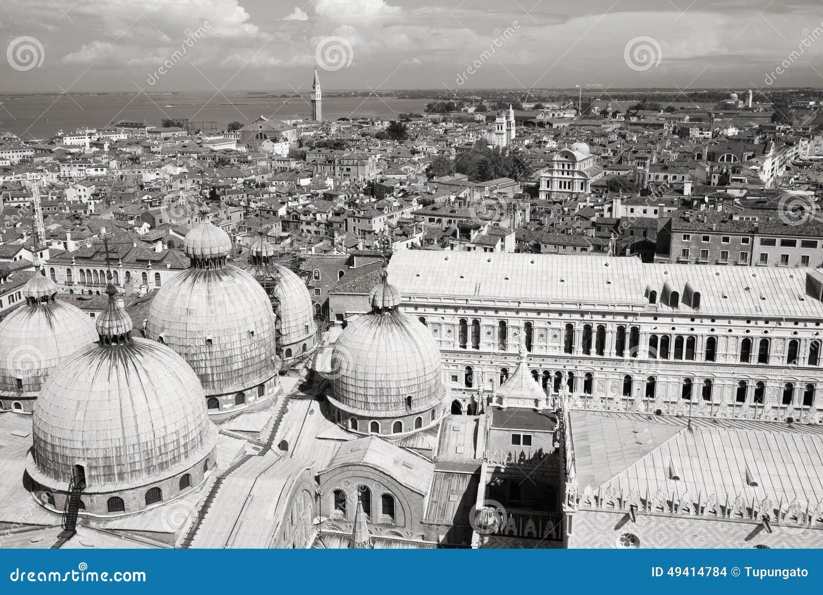 Download Retro- Venedig stockfoto. Bild von cityscape, europäisch - 49414784