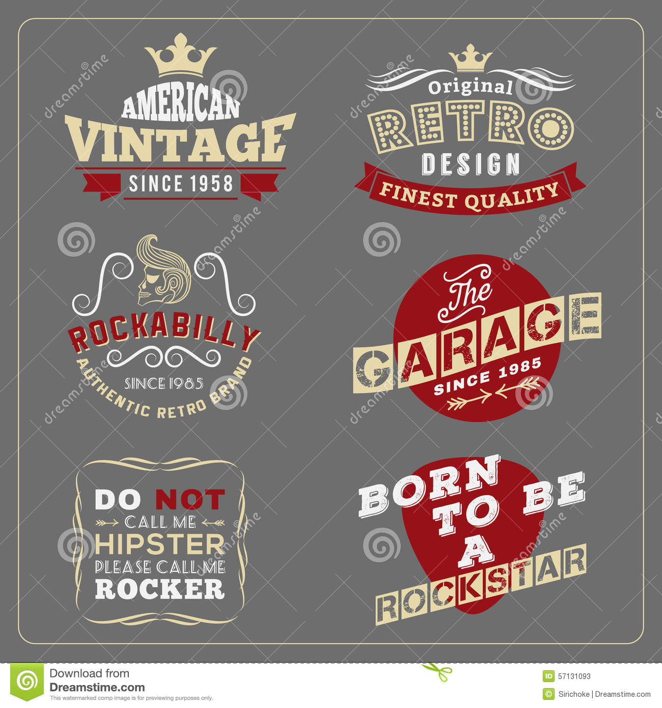 T shirt poster design - Royalty Free Vector