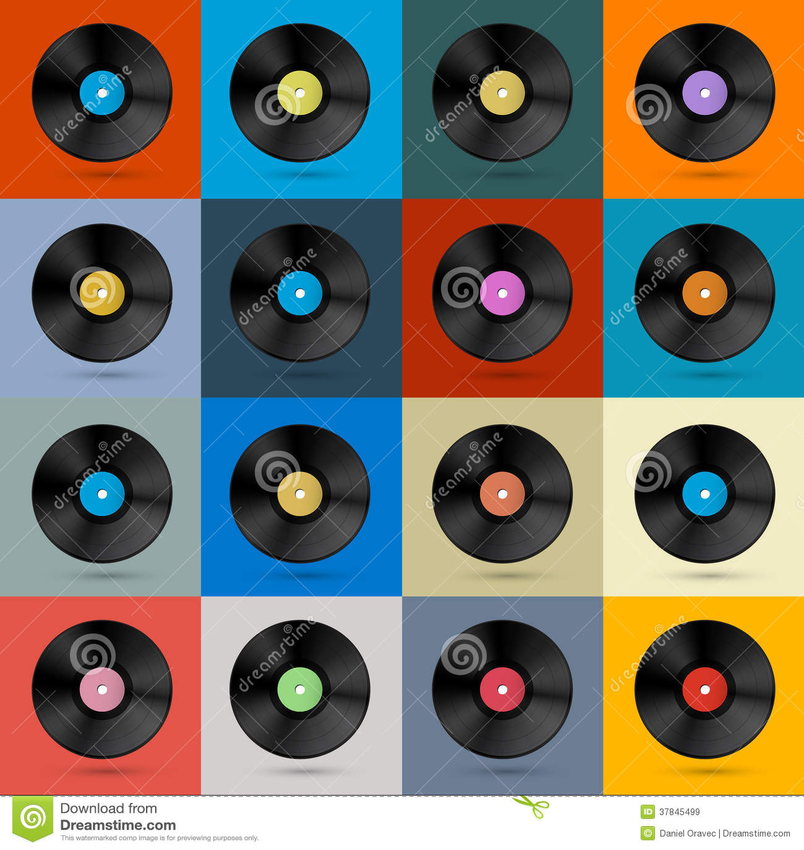 Tell more Vintage vinyl record