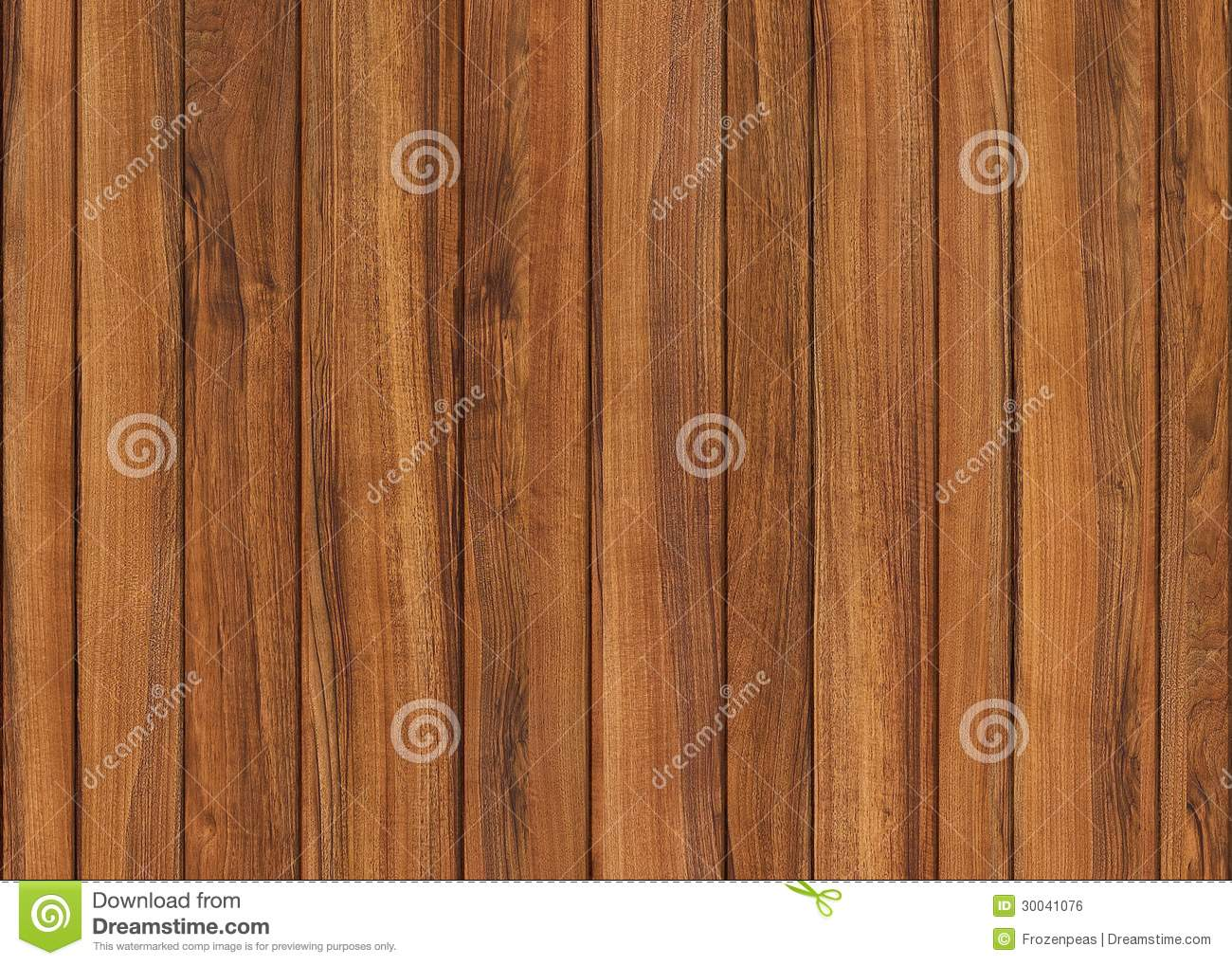 Vintage Wooden Wall Panels Royalty Free Stock Image