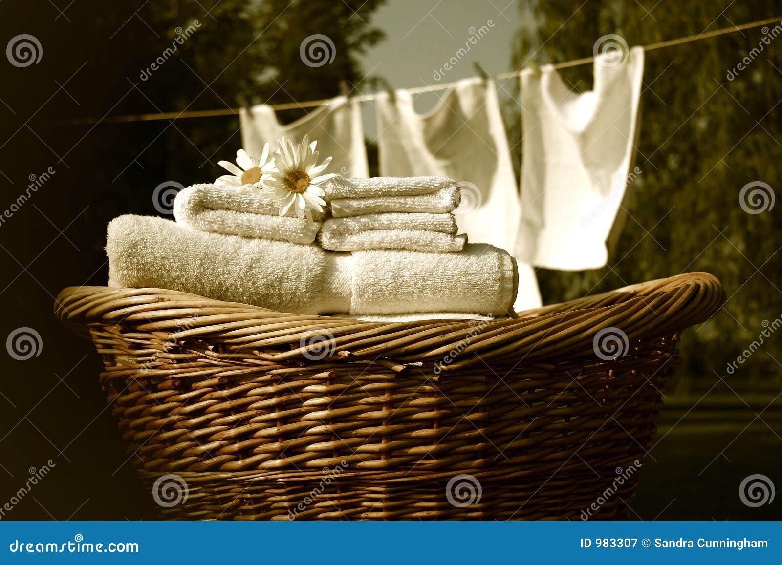 Retro wash day