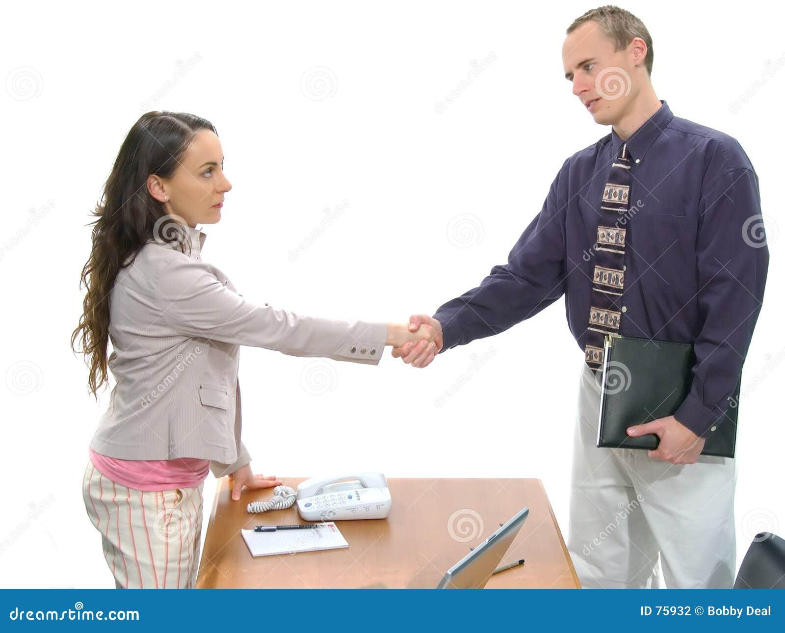 Reunião de negócio 8